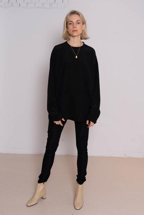 LOL mini black silk
