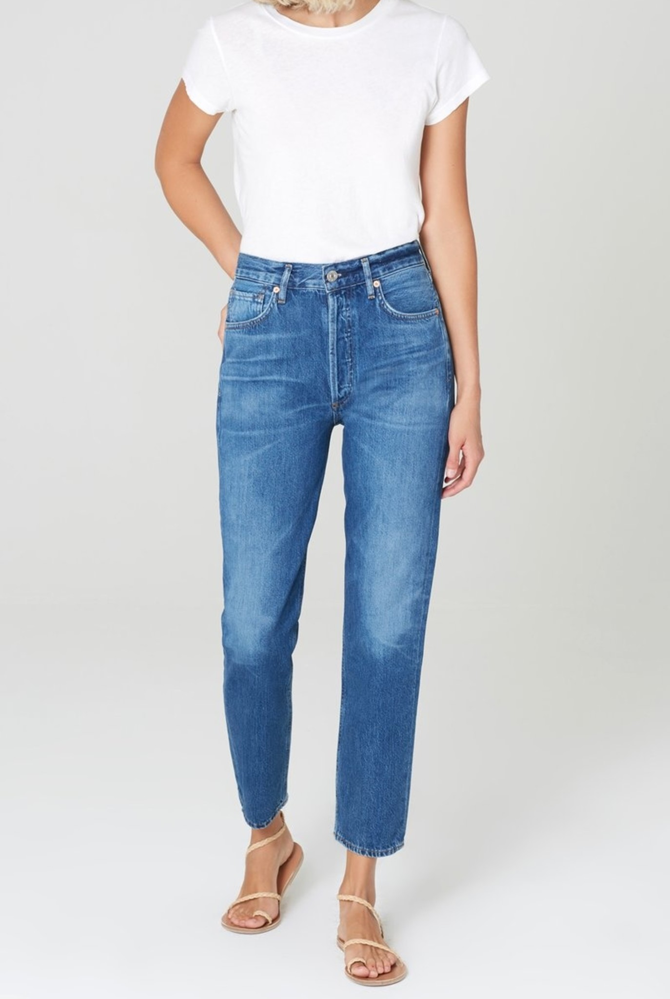Charlotte Jeans Hold On