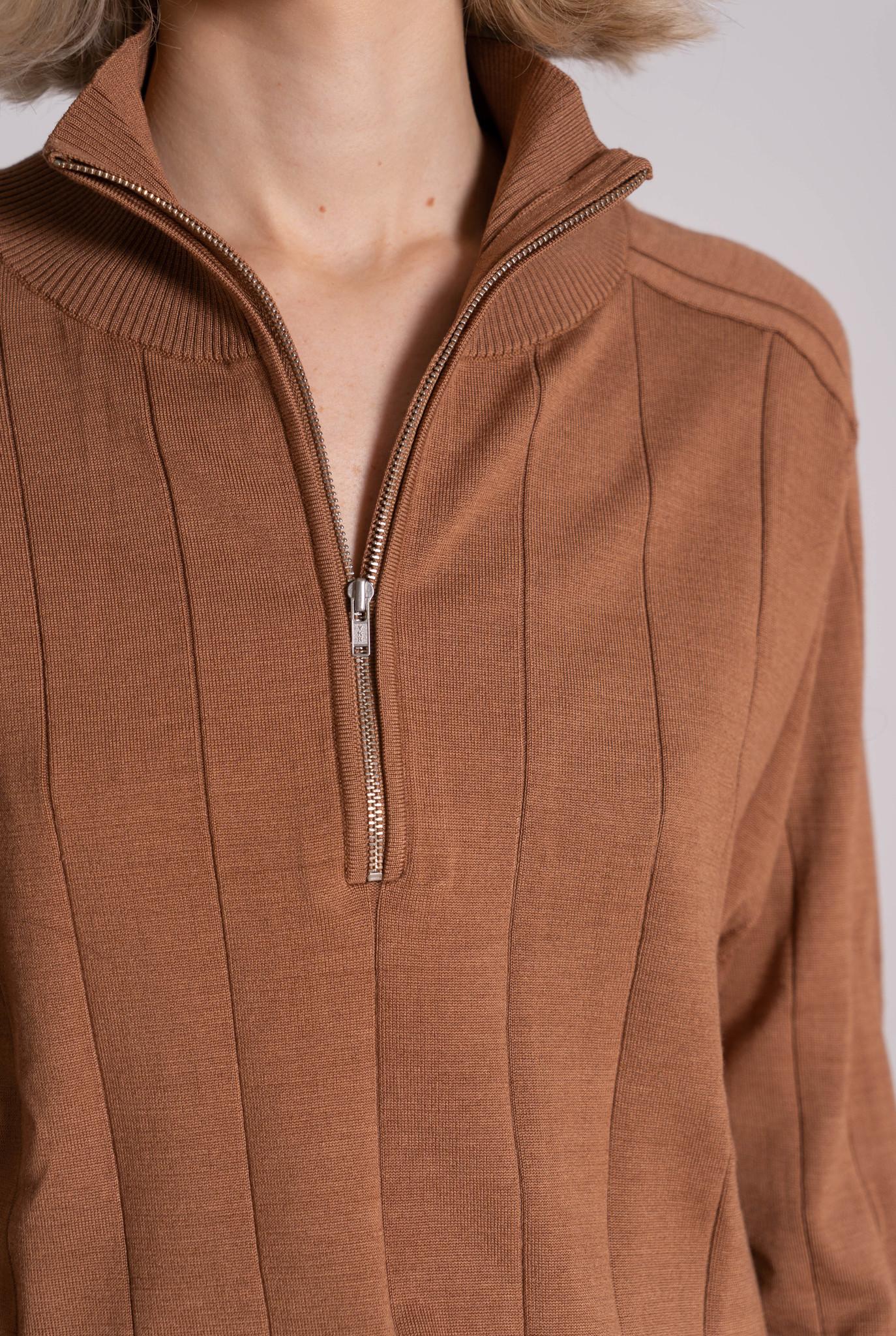 Octave Pullover Chestnut