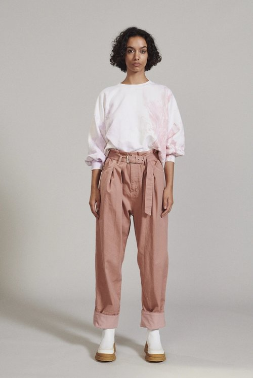 Irolo Trouser Blush
