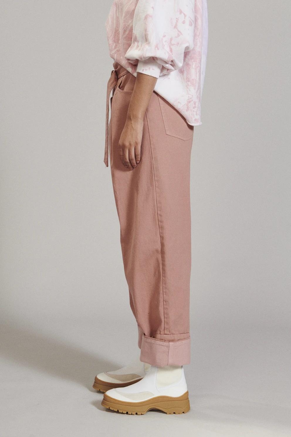 Irolo Trouser Blush