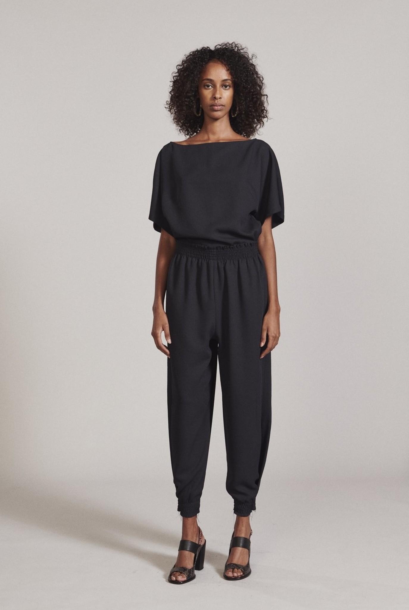Nile Trouser Black