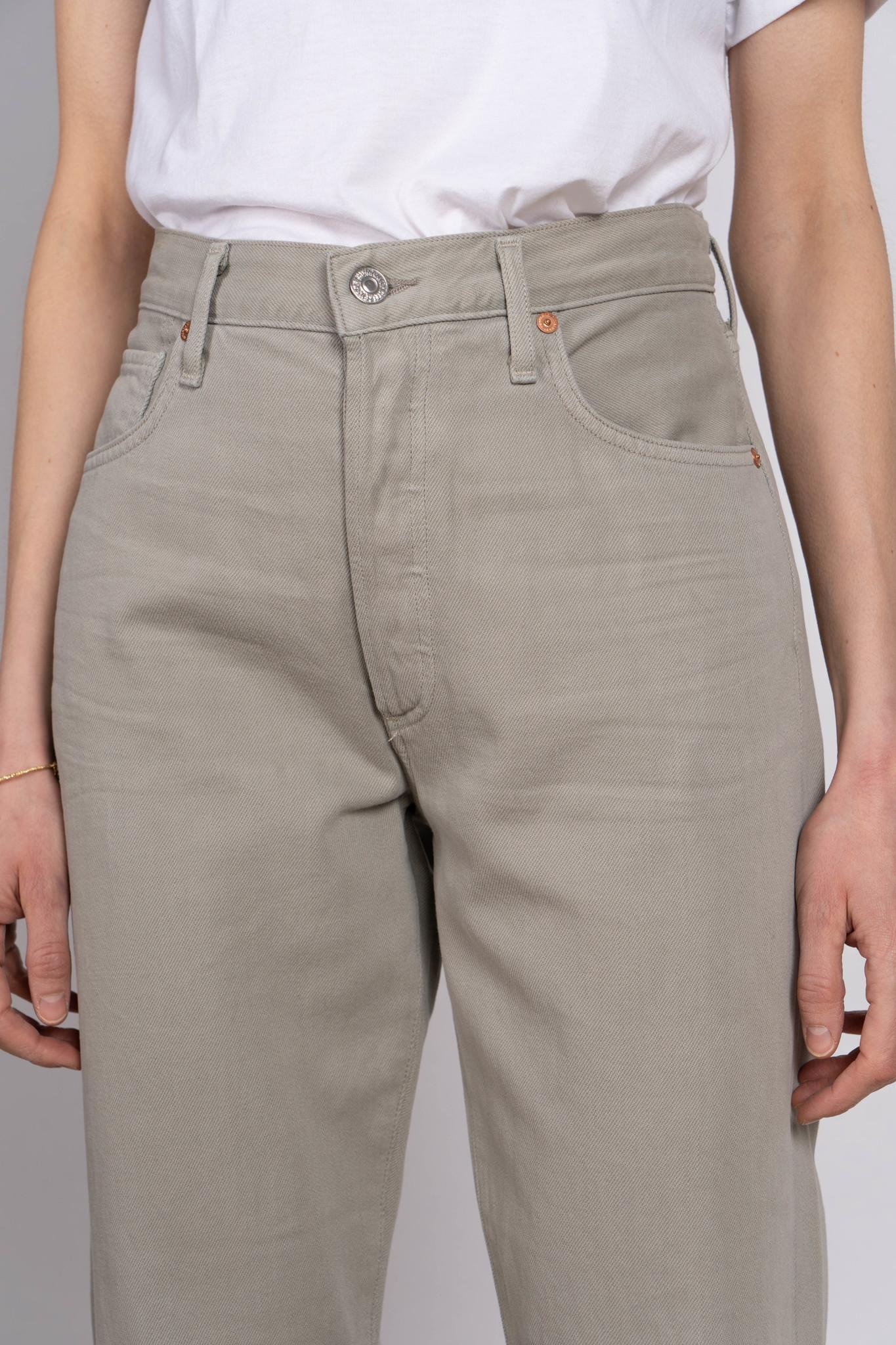 Liya jeans pistache