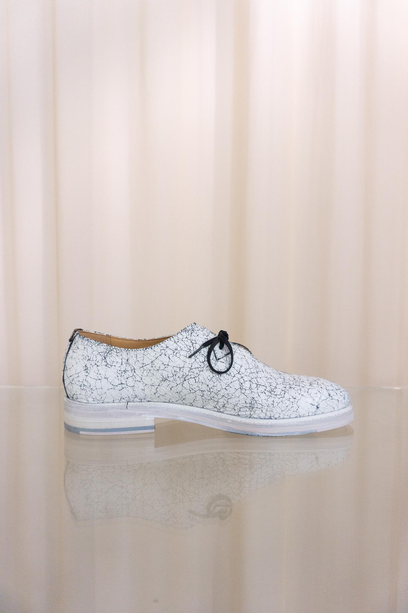 Jodiq lace-up white