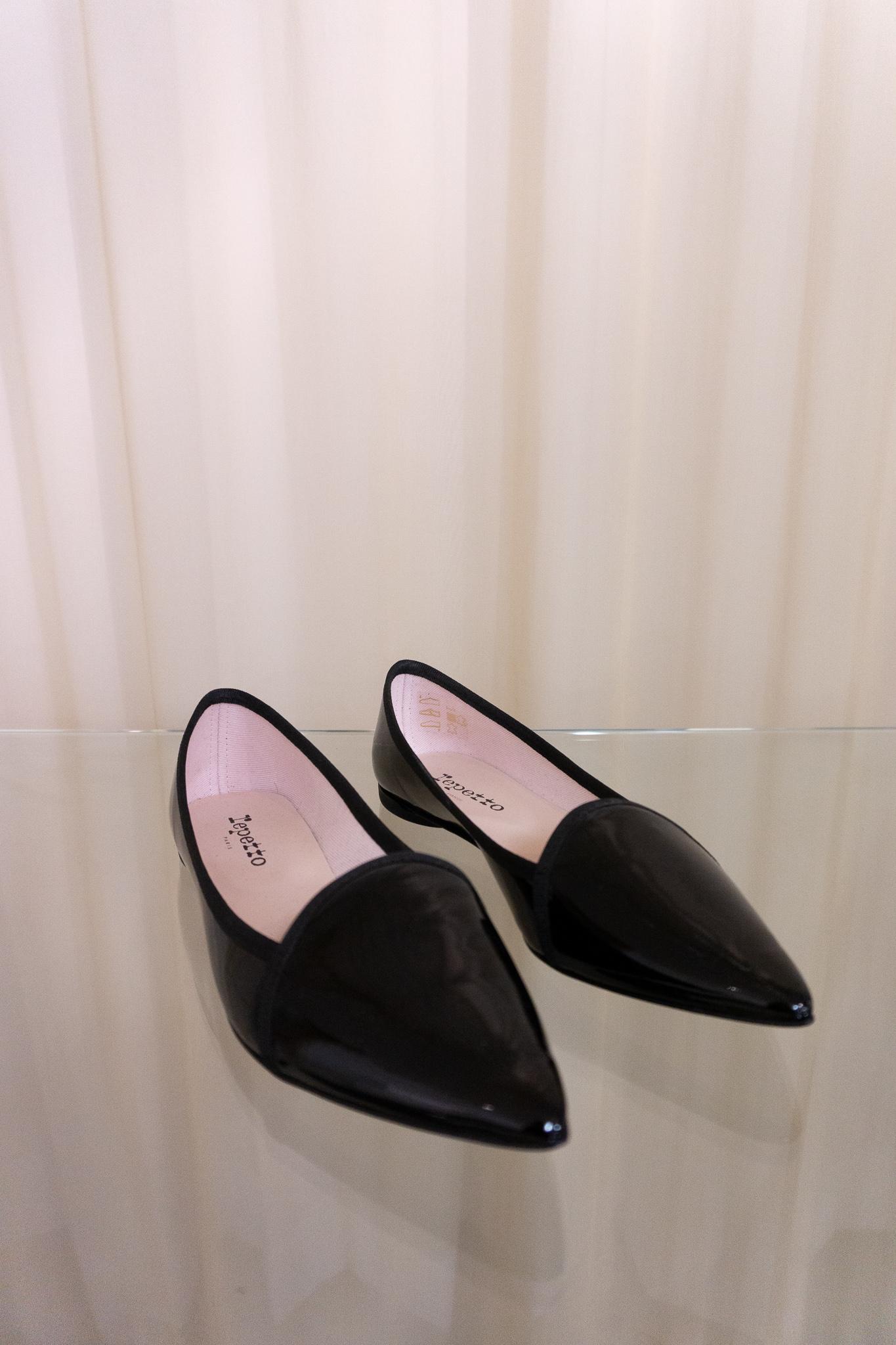 Clyde loafer black
