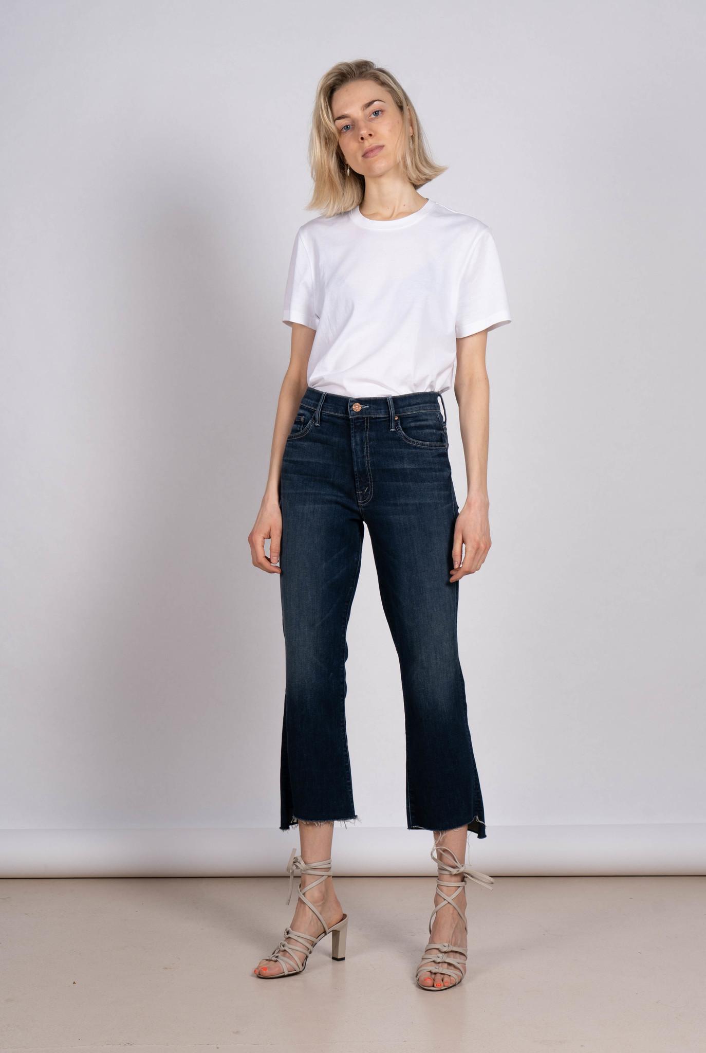 Insider crop jeans