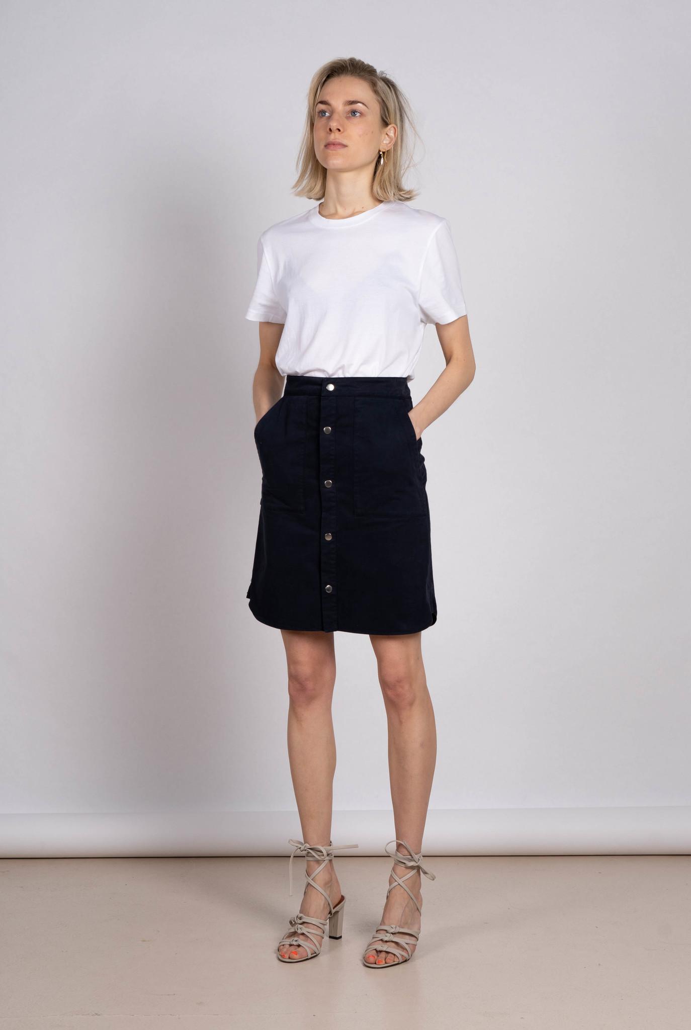 Grunt skirt navy