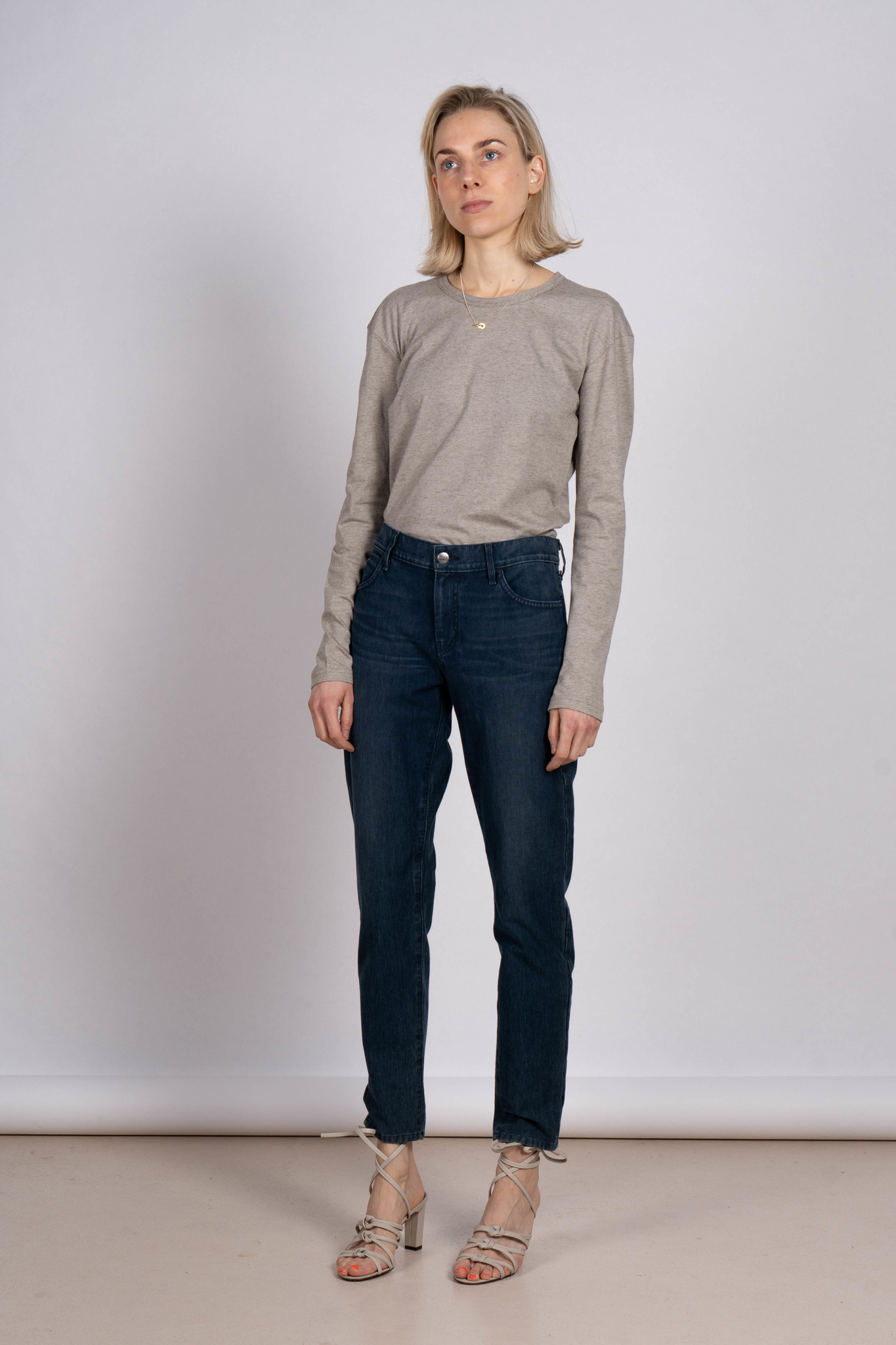 Relaxed skinny jeans lombardy