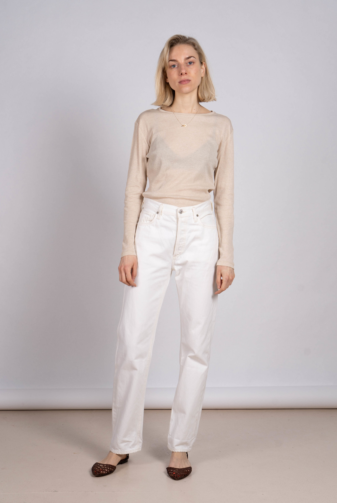 Reese jeans in Idyll
