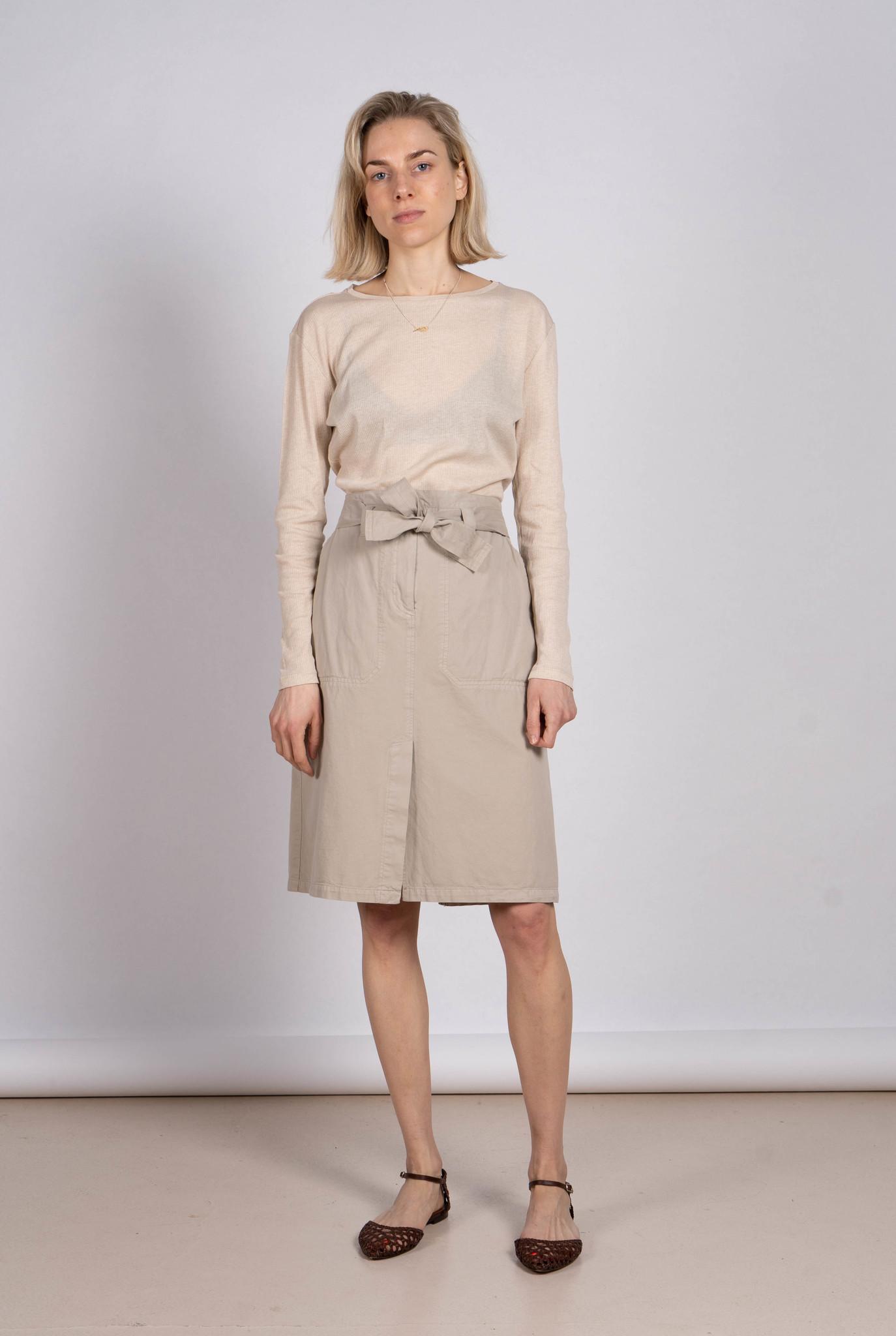 Krissy skirt beige
