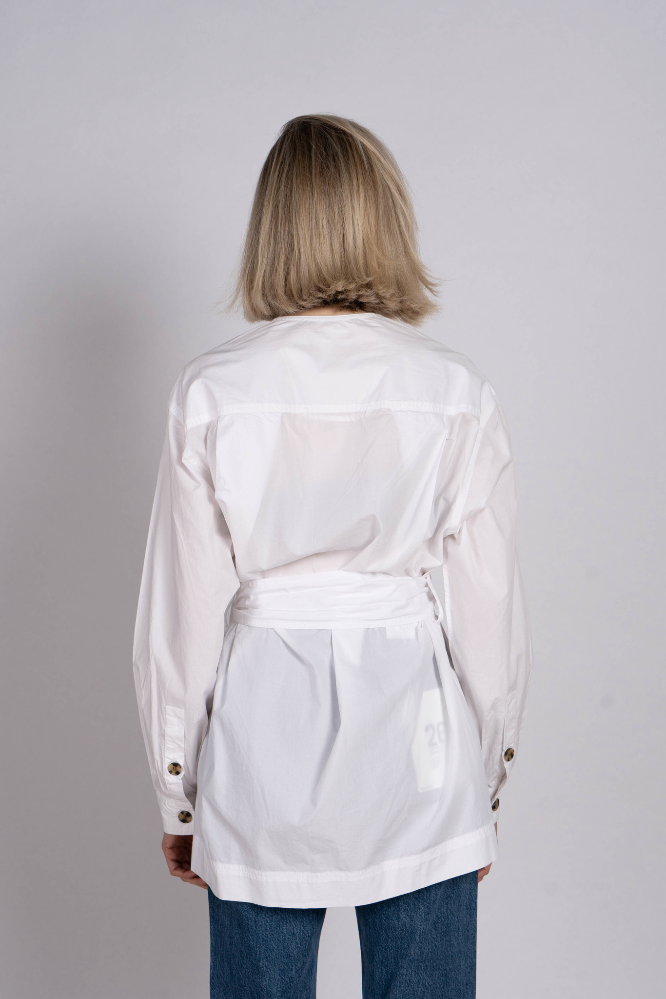 Neo Blouse White