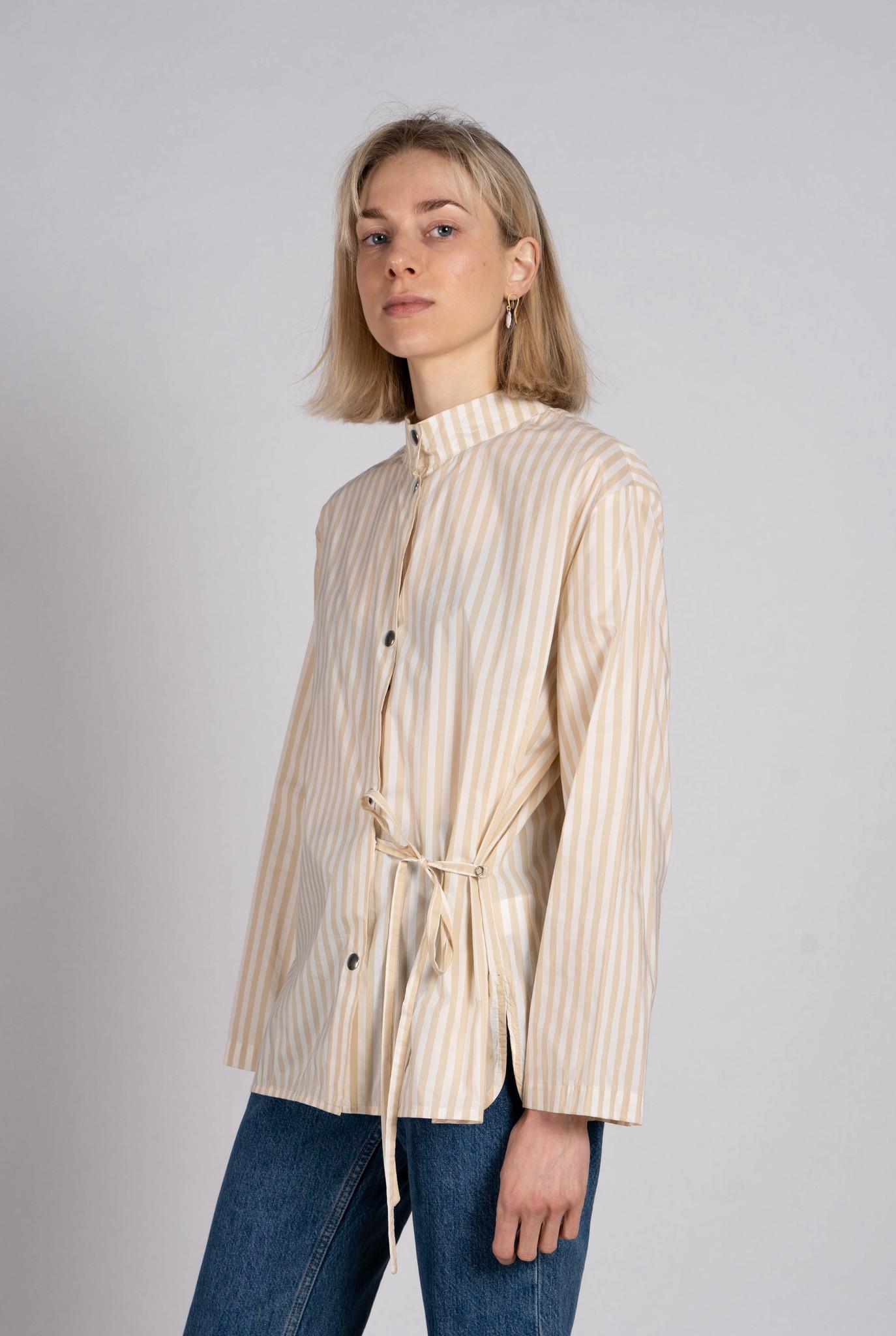 Amateur blouse White Beige