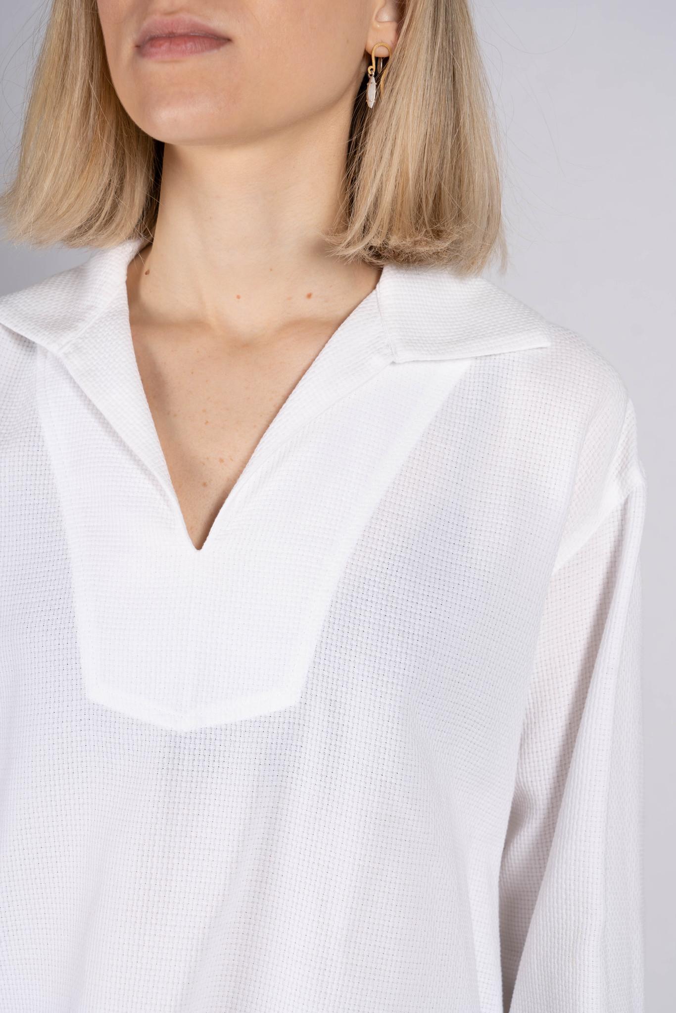 Brigitte blouse white