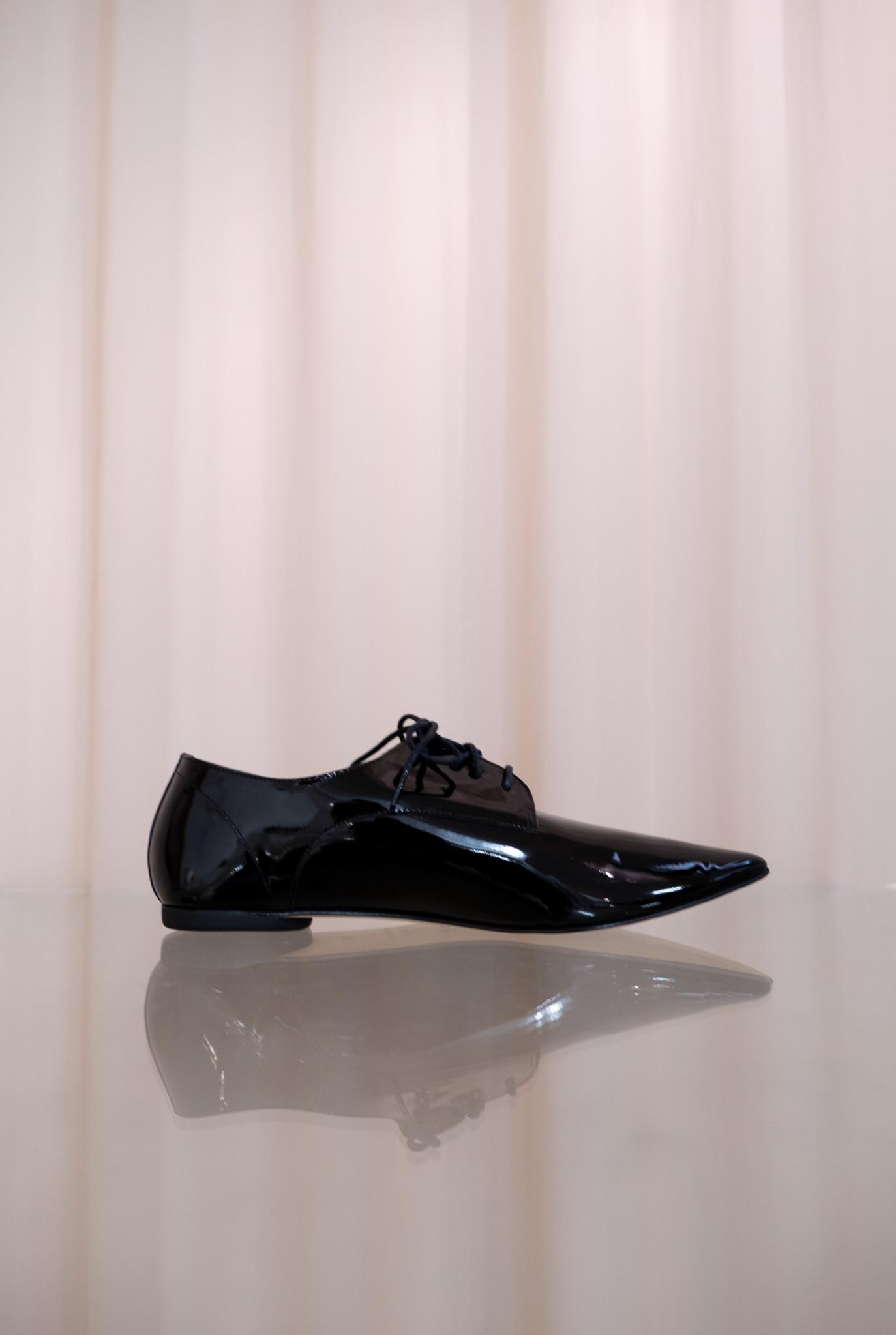 Dexter shoes black