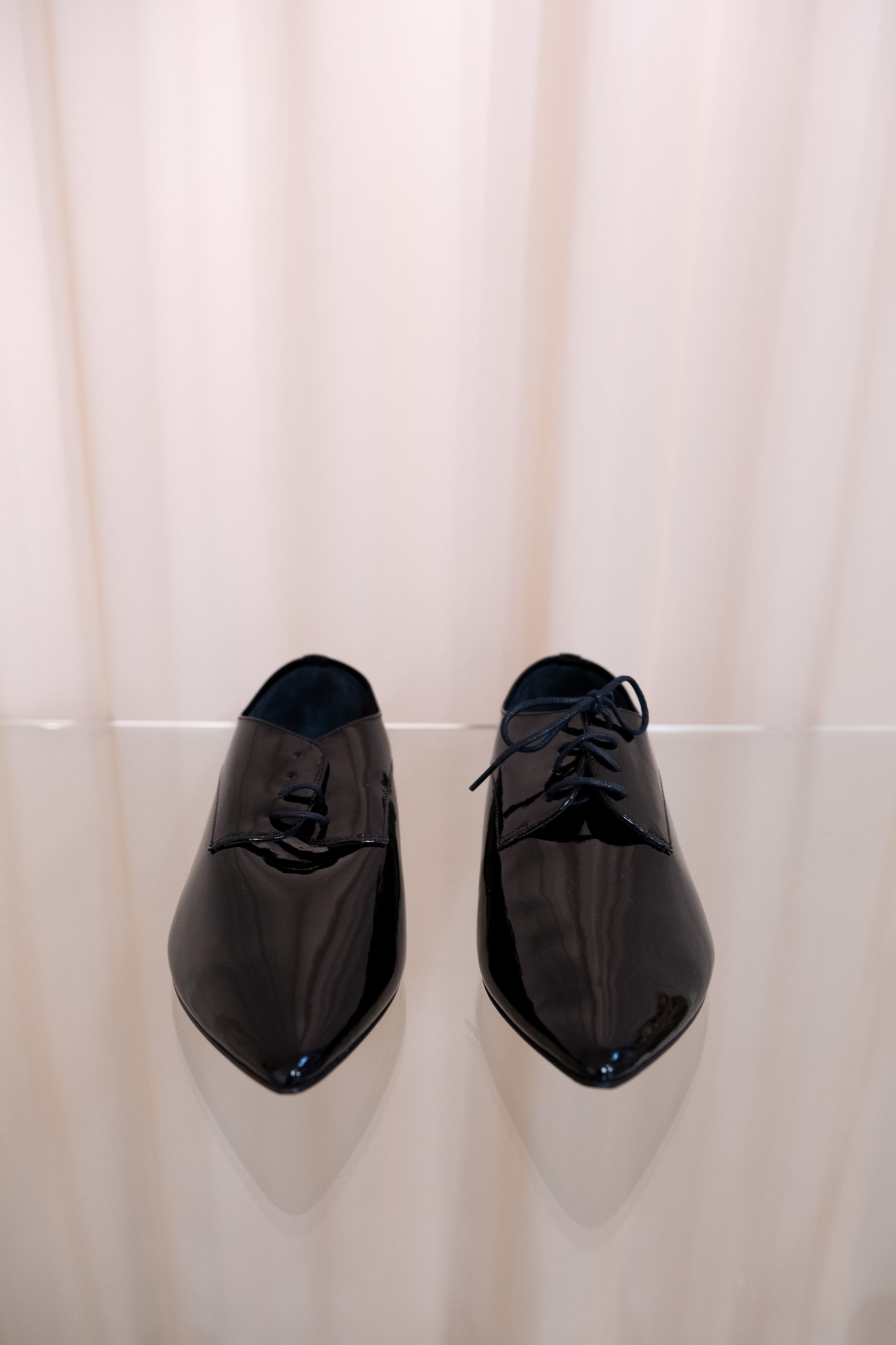 Dexter shoes black