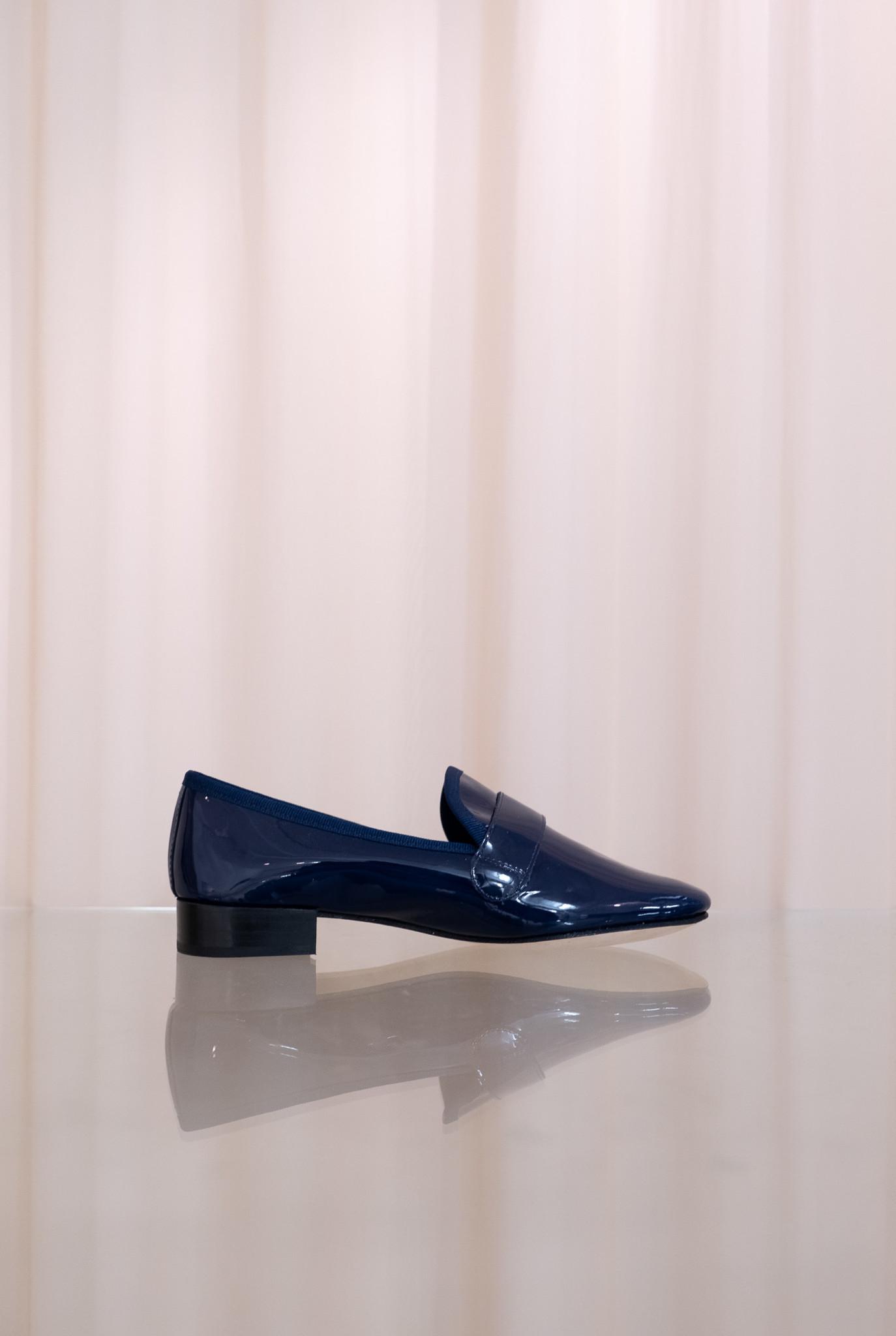 Michael loafer blue