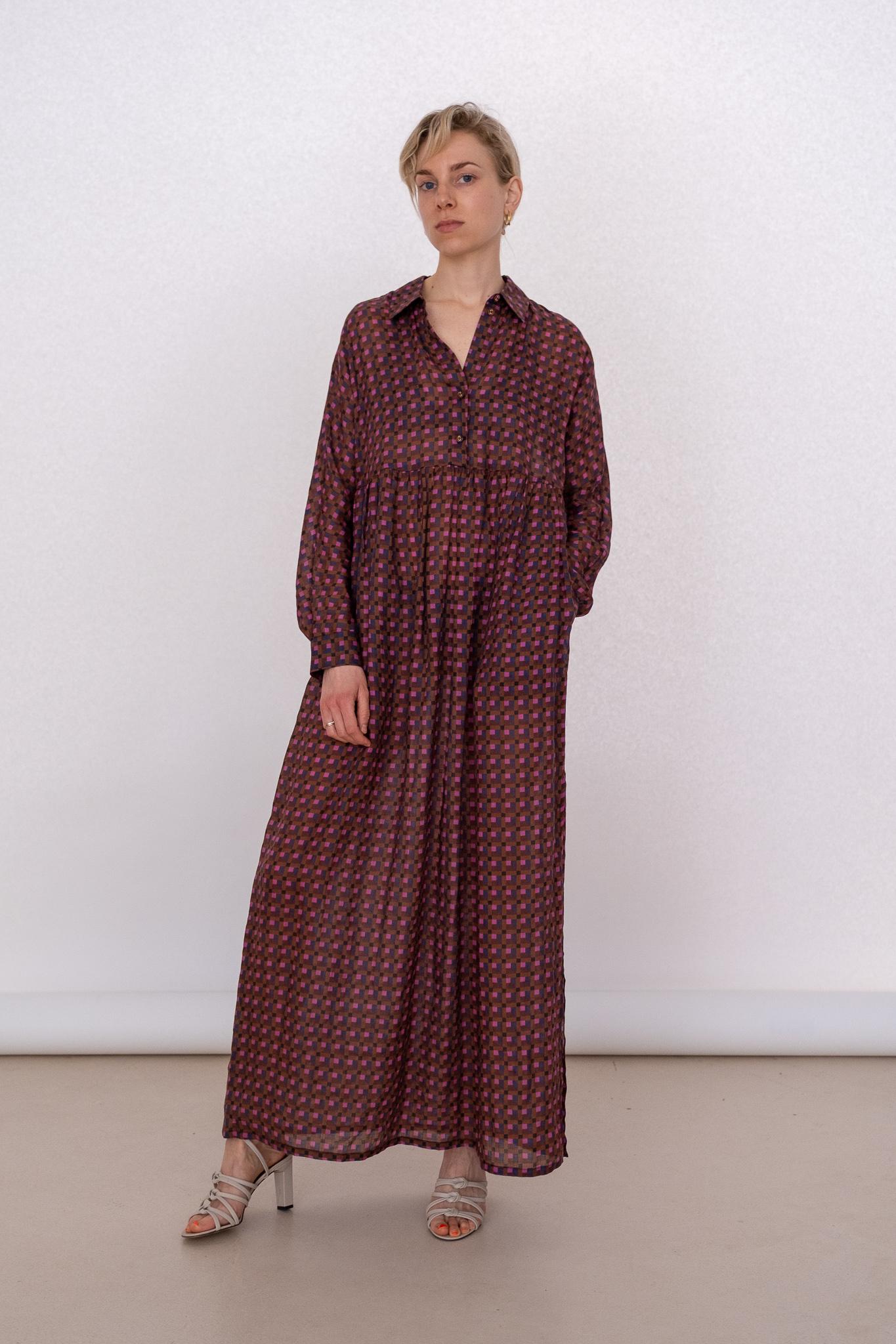 Taviani dress Purple
