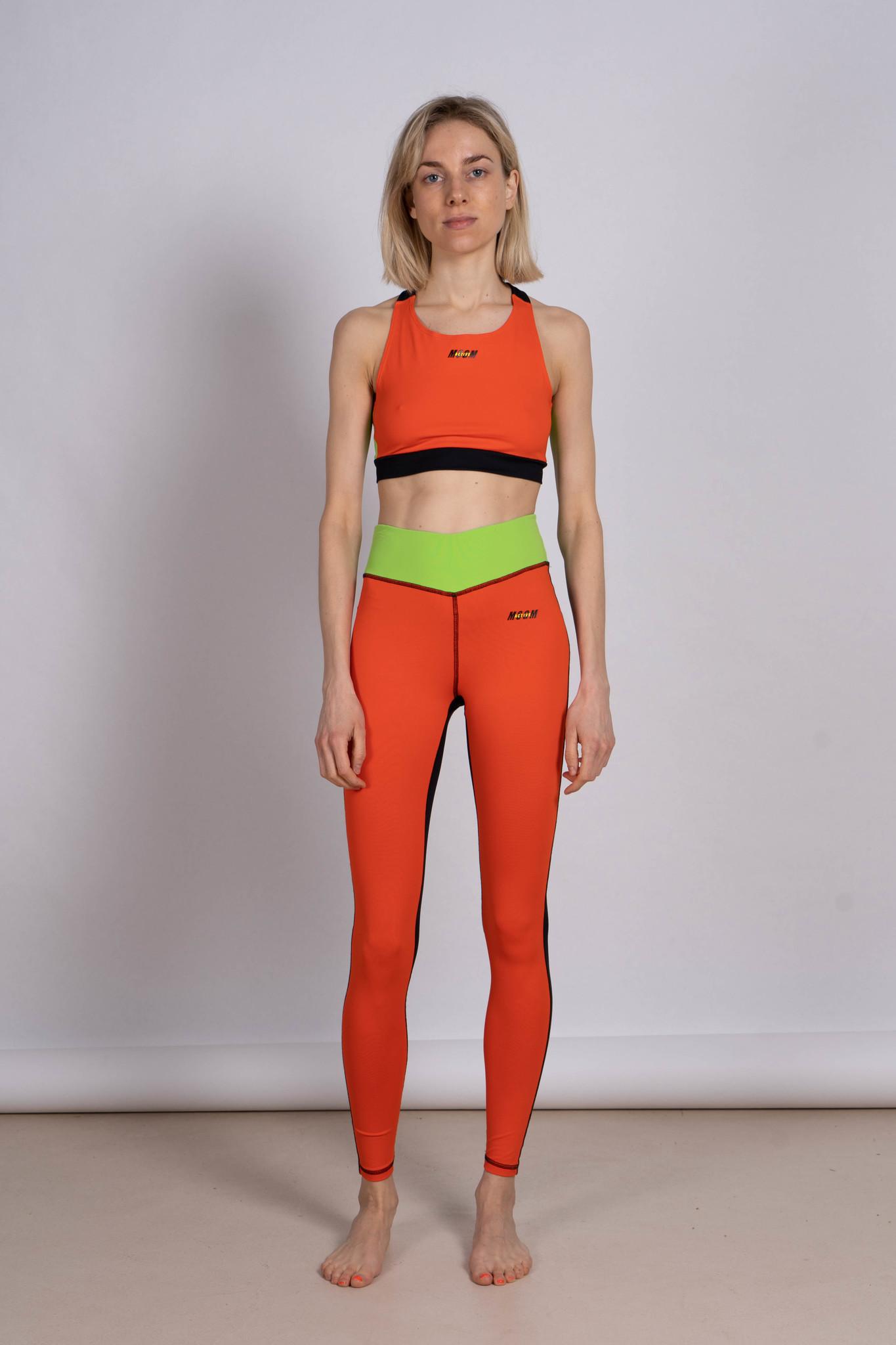 Sport Top Orange