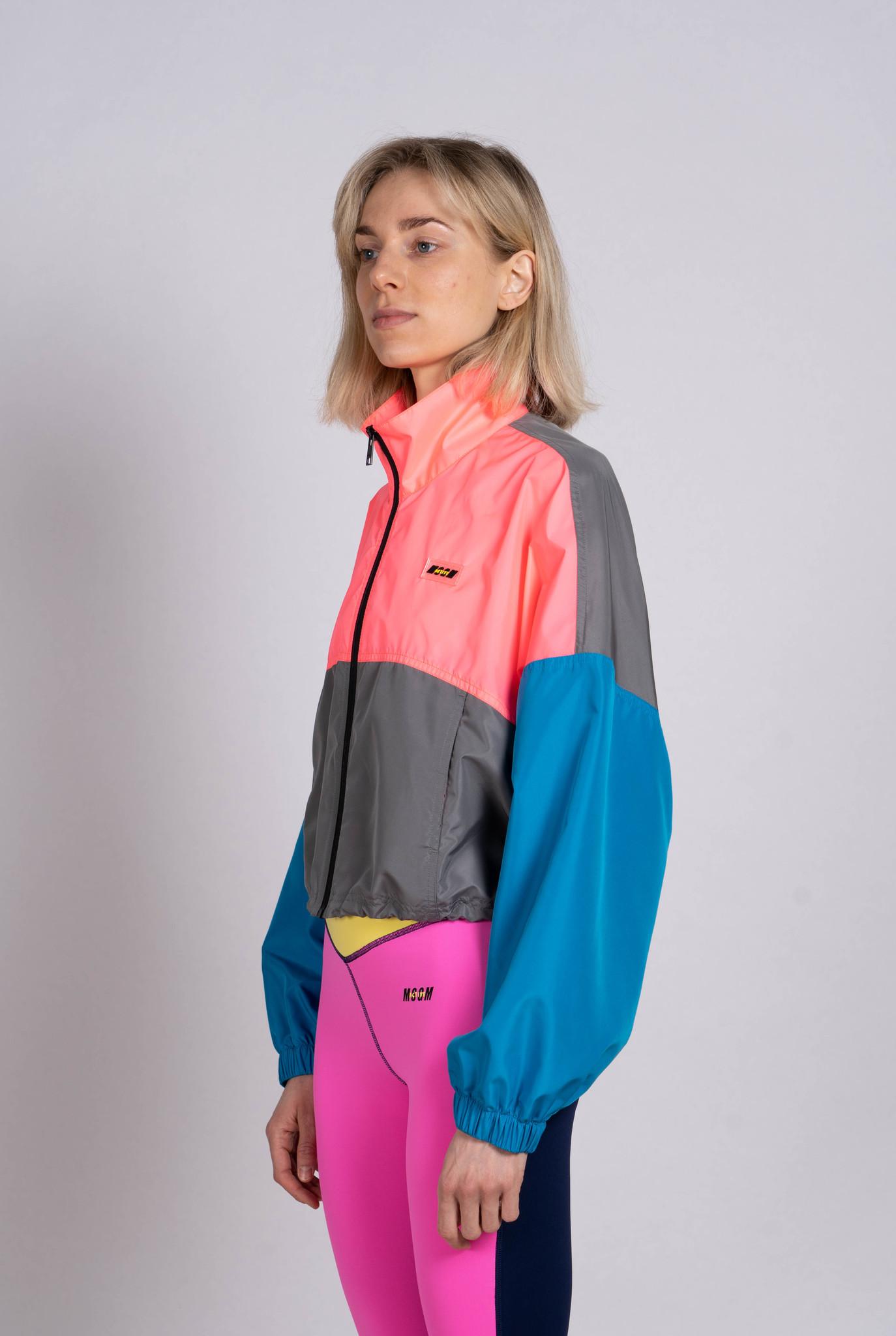 Sport Jacket Fluo Pink