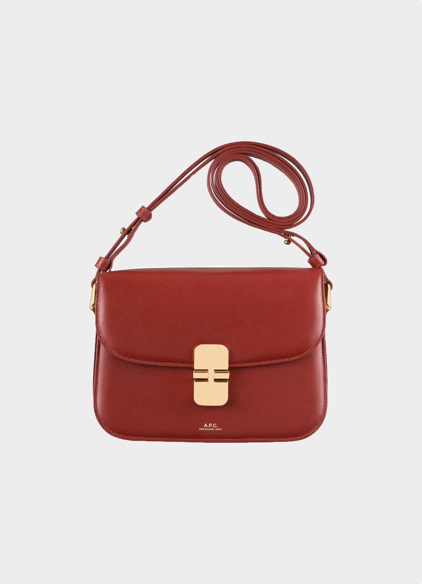 Grace Bag Small Red