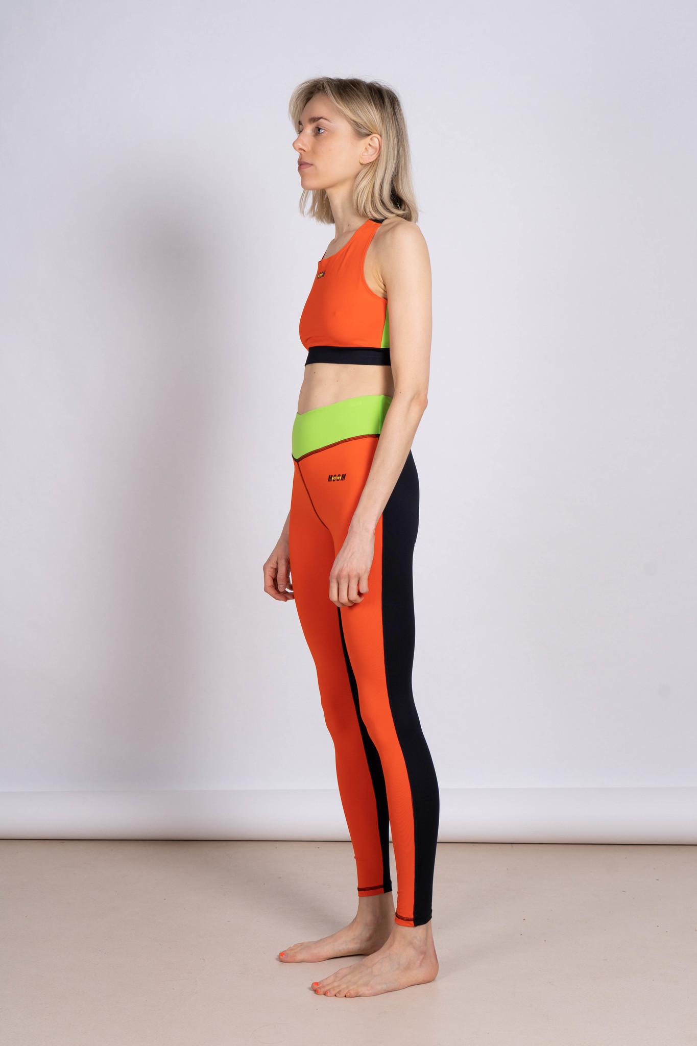 Sport Legging Orange