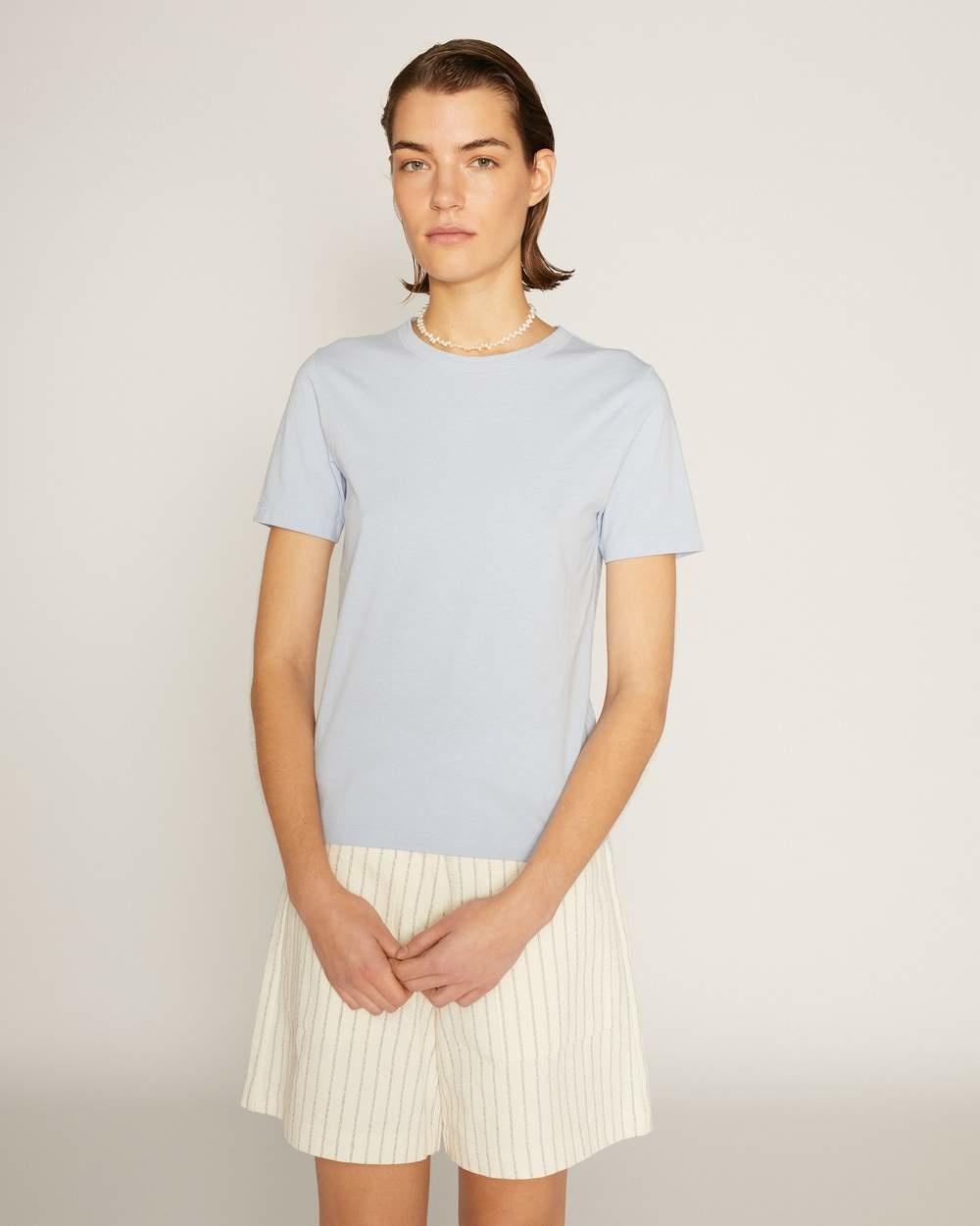 Organic MC T-shirt Sky Blue