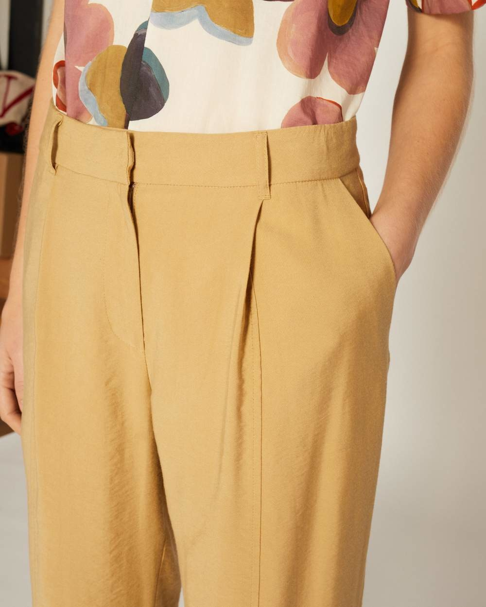 Cayou Trouser Beige
