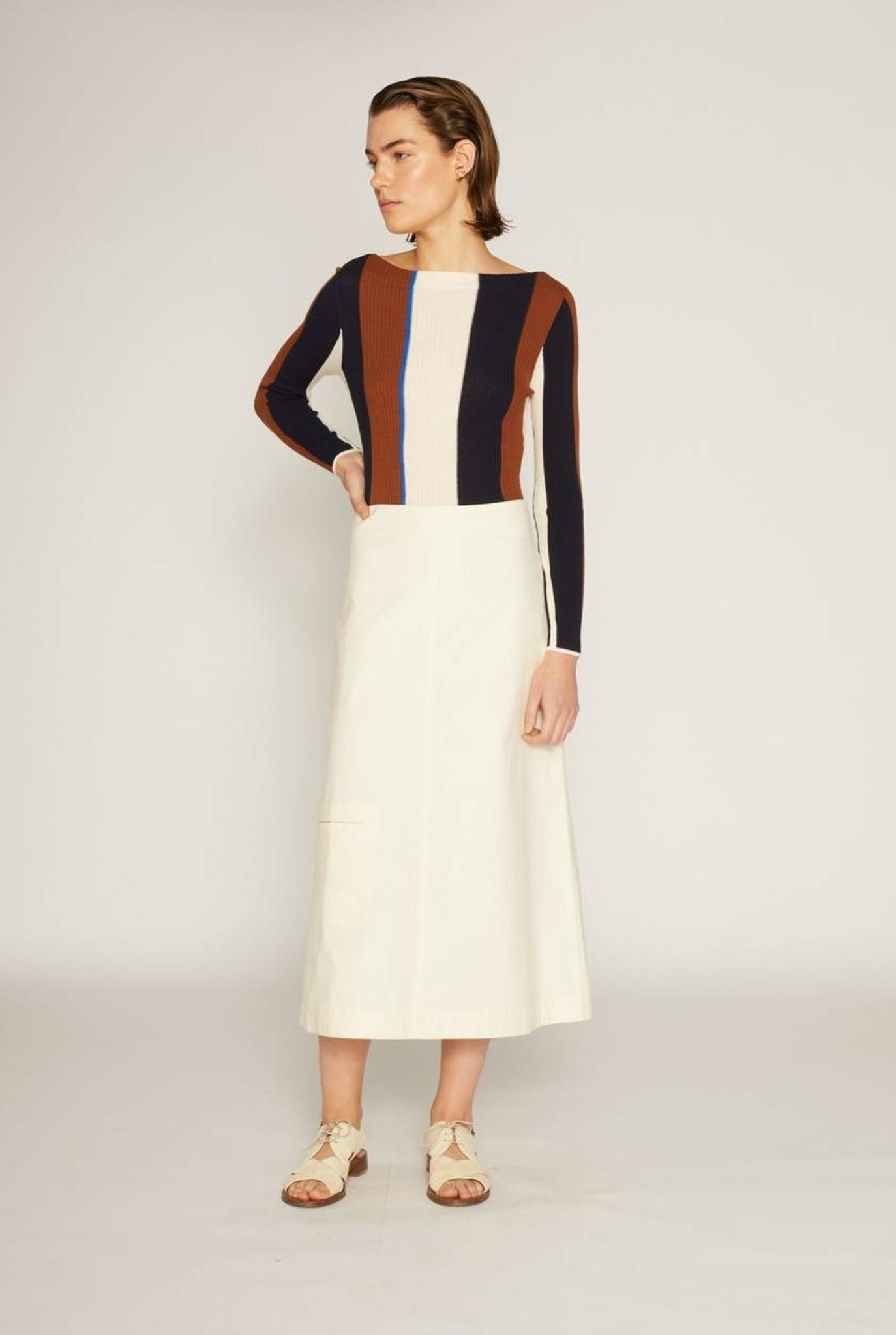 Formia Skirt Ecru