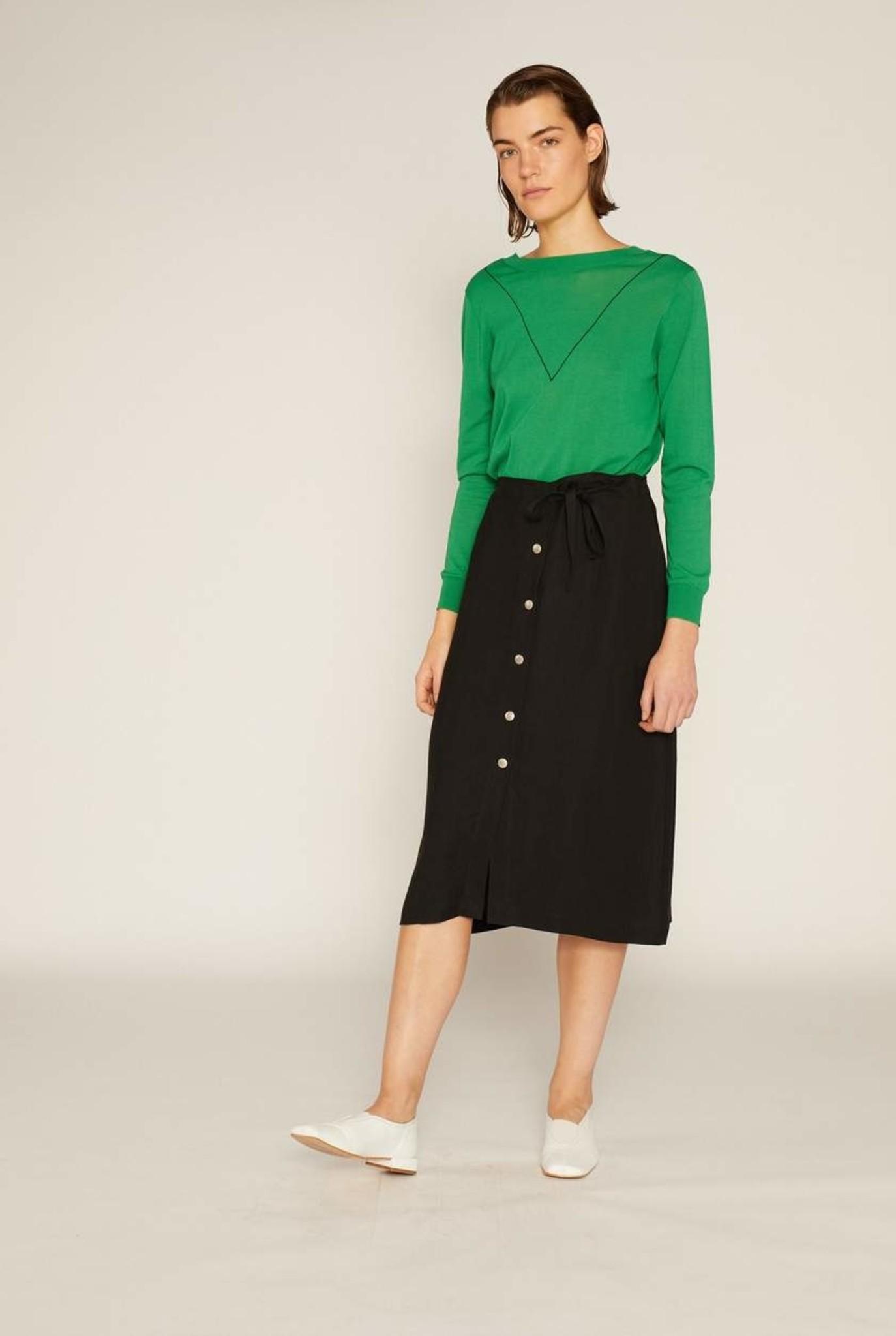 Calisti skirt black