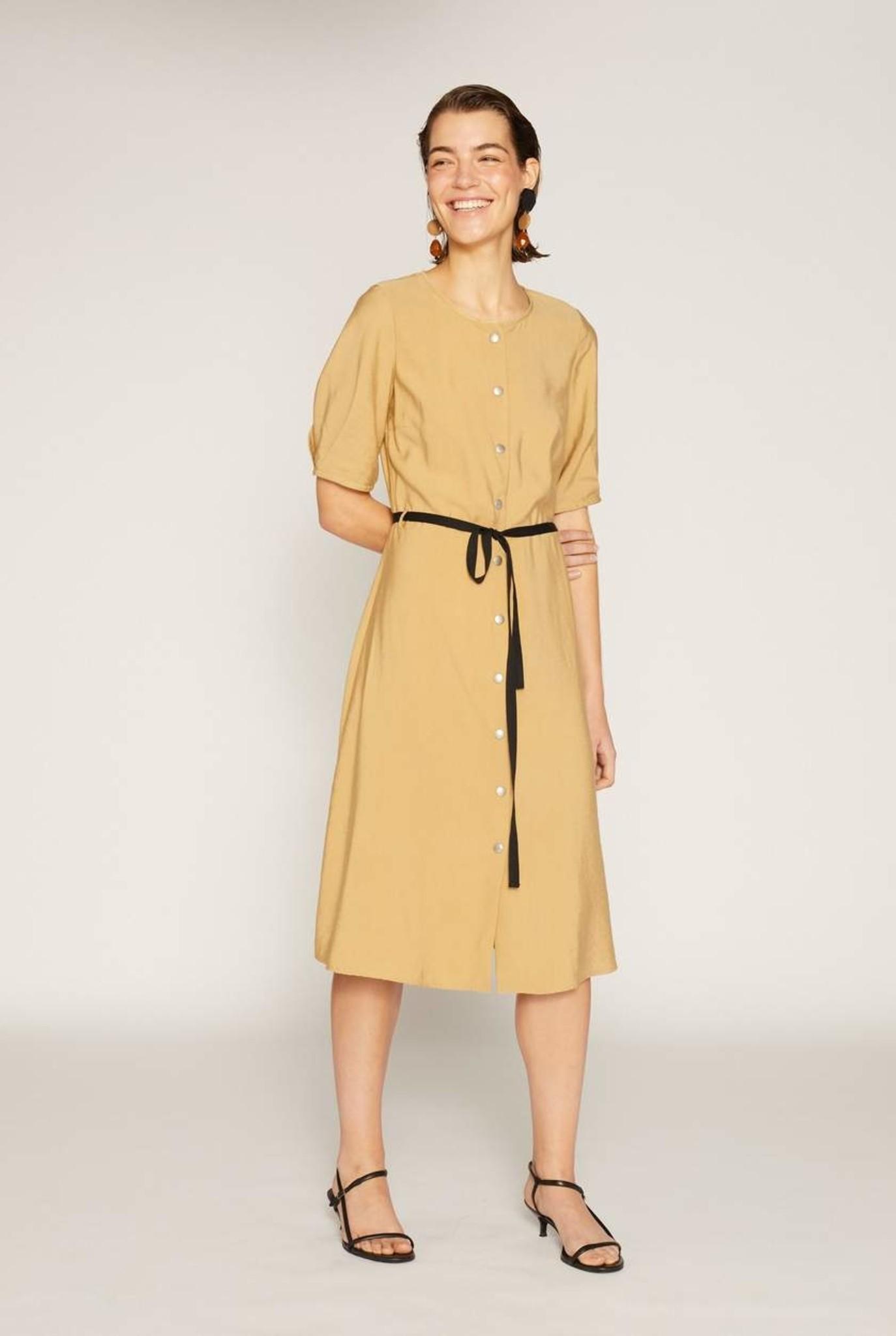 Cecina Dress Camel