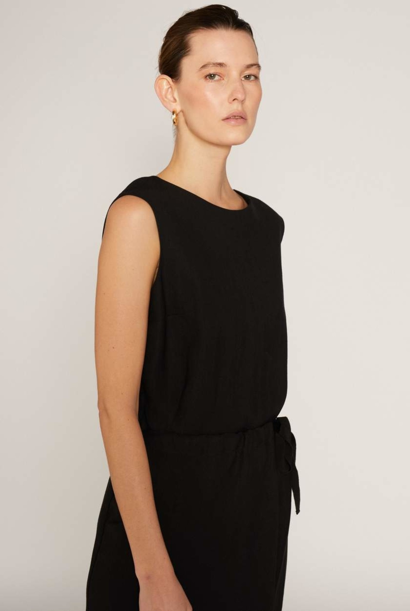 Coptivis Dress Black