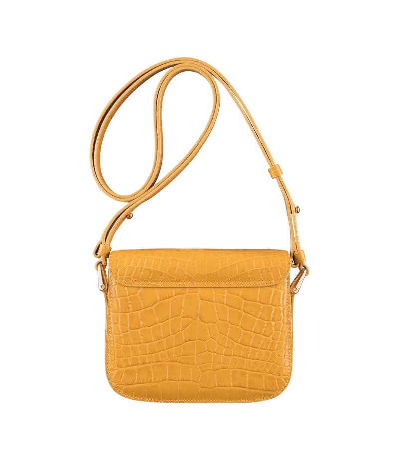 Grace Bag Mini Ochre Yellow