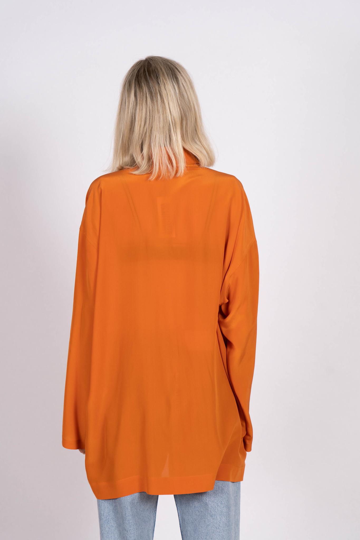 Hawai Jack Orange Silk