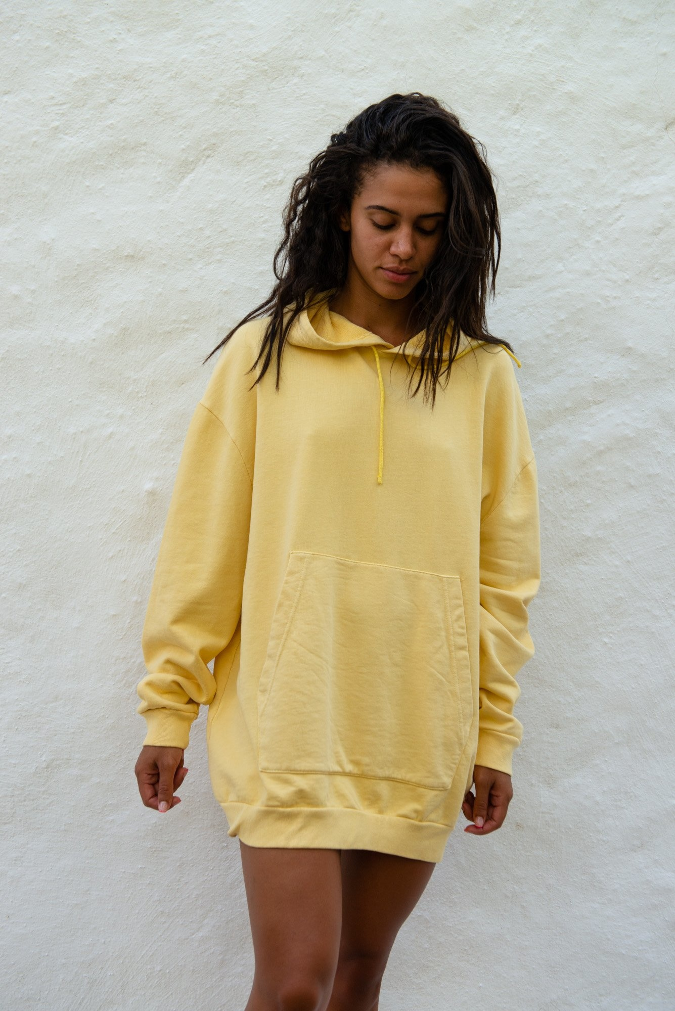 Unisex Hoodie French Terry Sundress