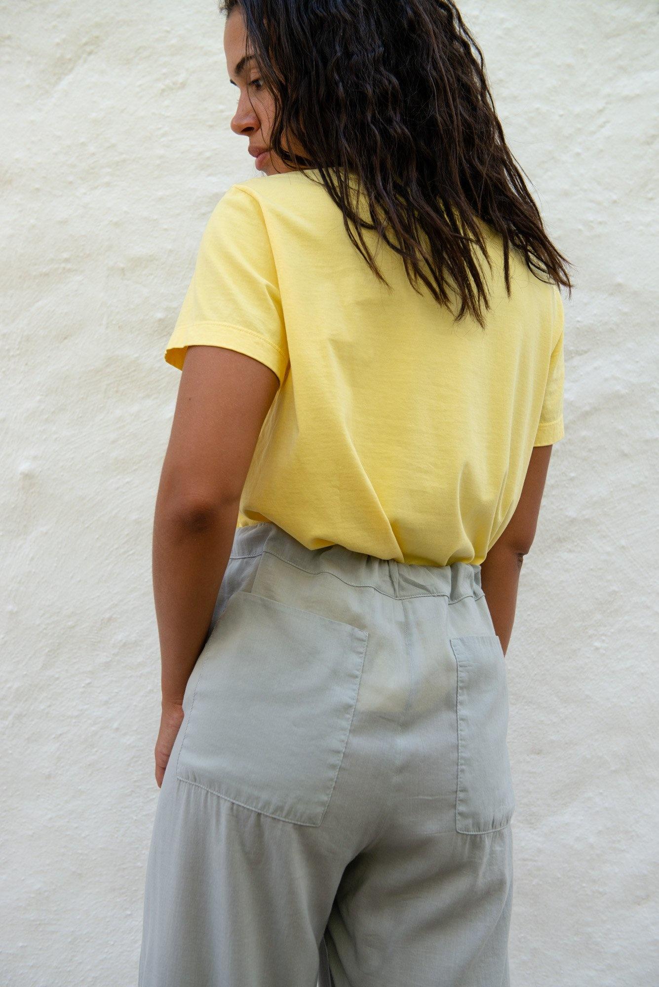 "Simple T-shirt ""Woman"" Sundress"