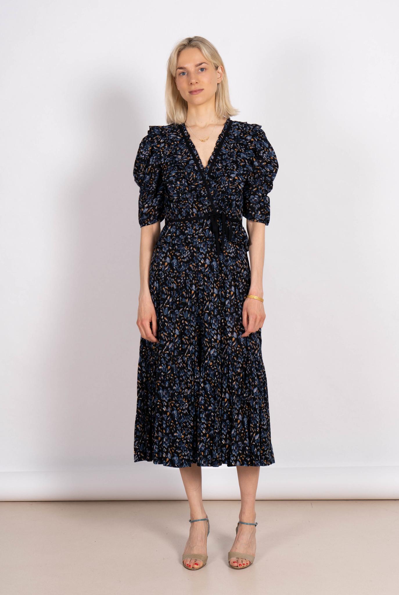 Lisette Dress Midnight