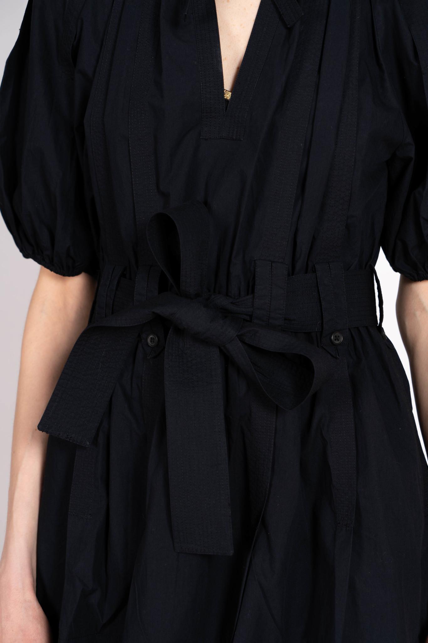 Mica Dress Black
