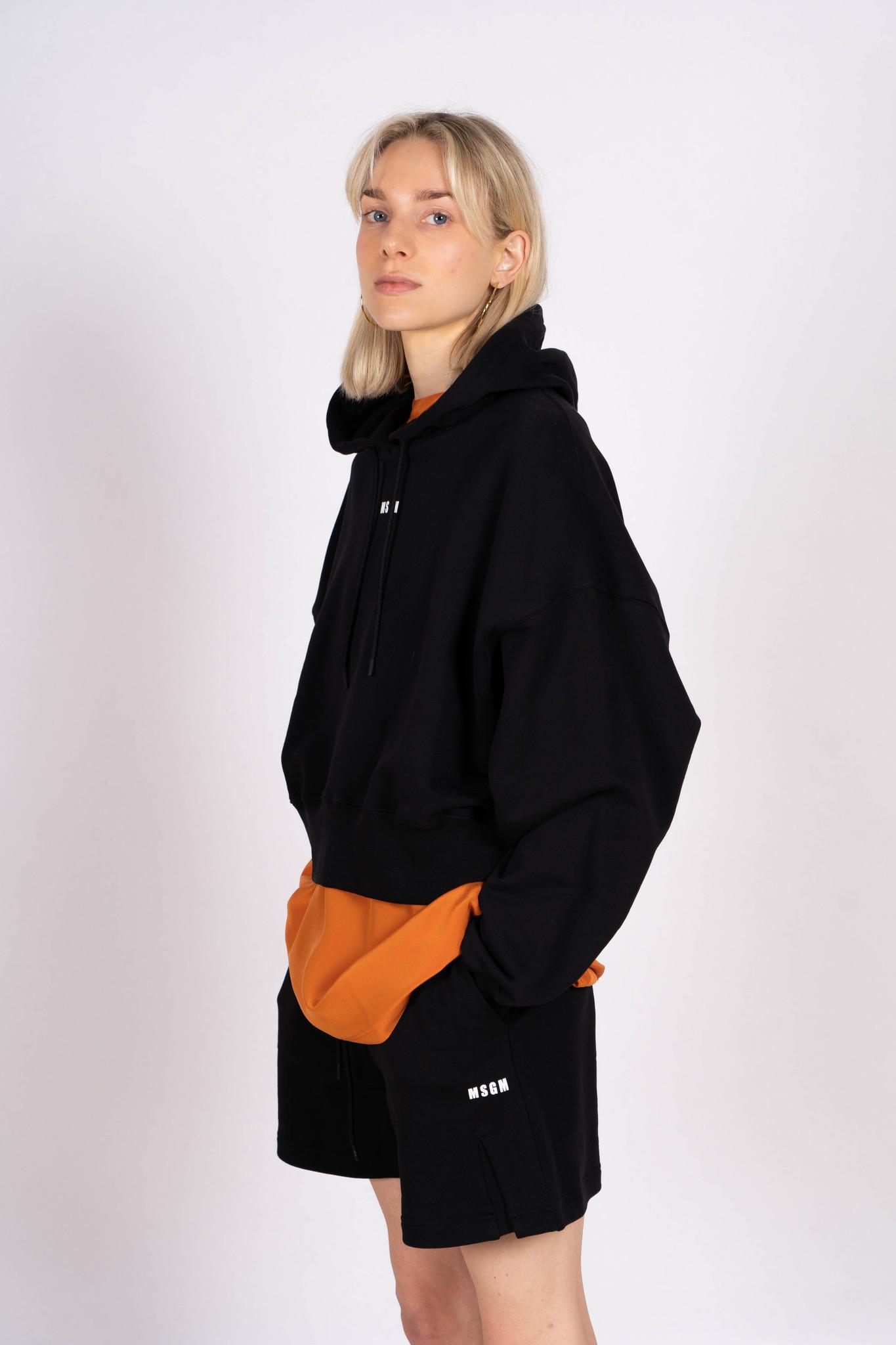 Felpa Sweatshirt Black