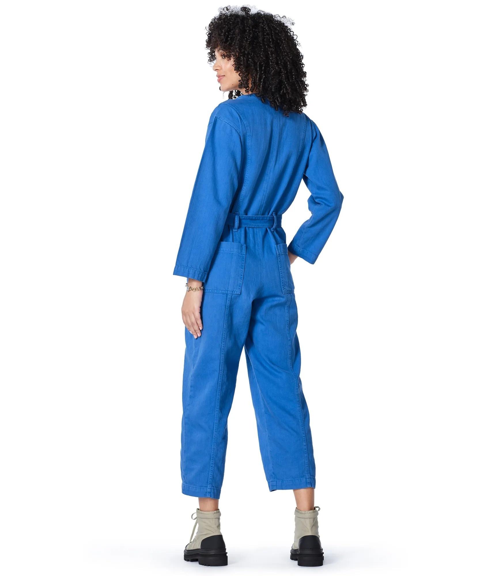 Jumpsuit Gaelle Blue