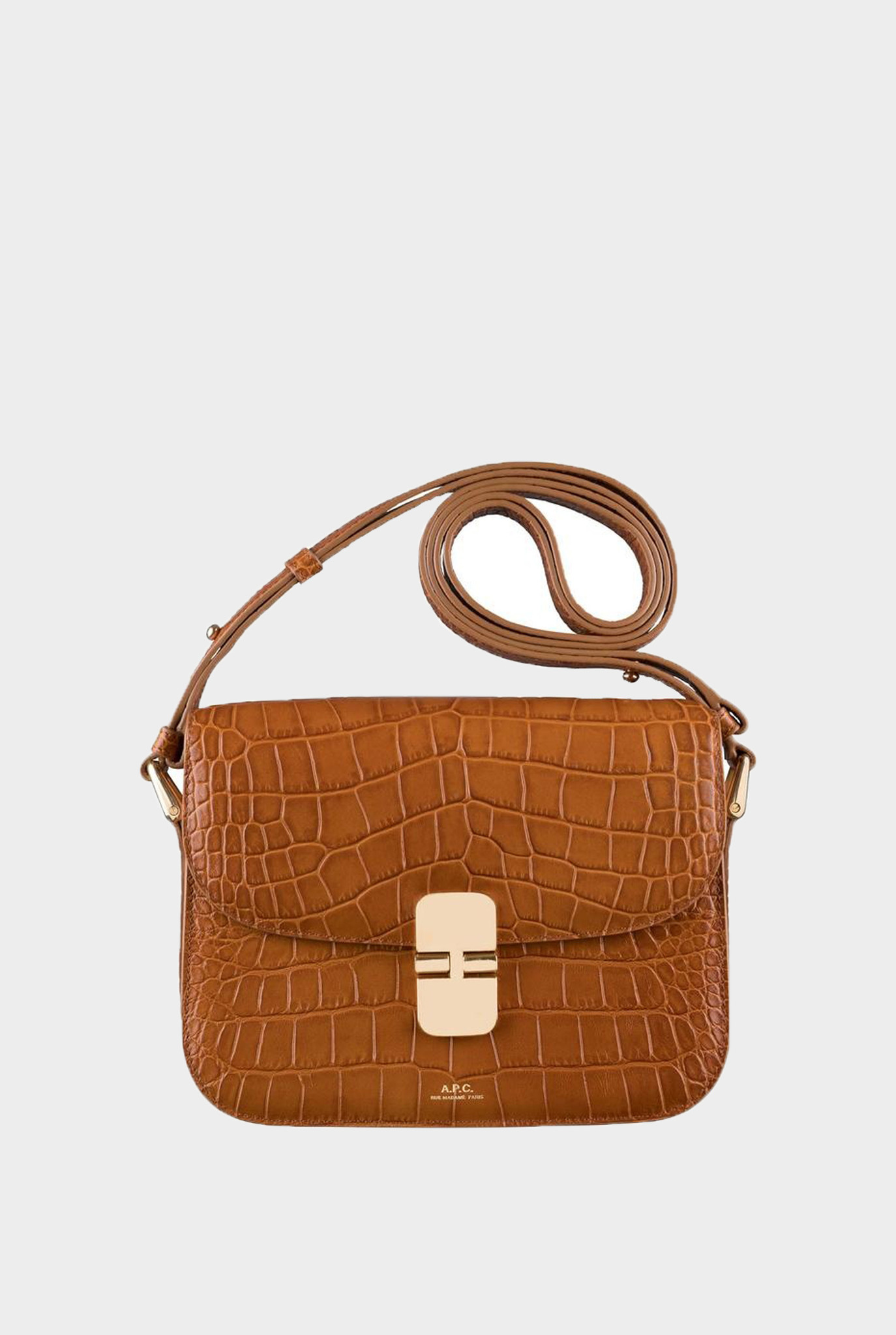 Grace Bag Small Caramel