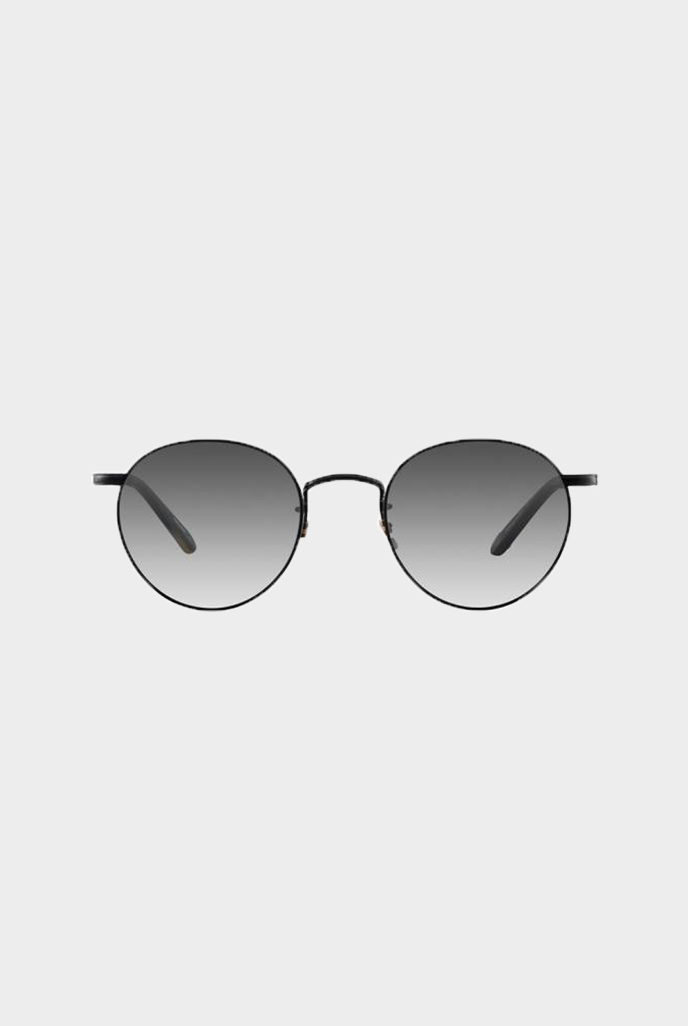 Wilson M sunglasses Black/Semi-Flat Grey Gradient
