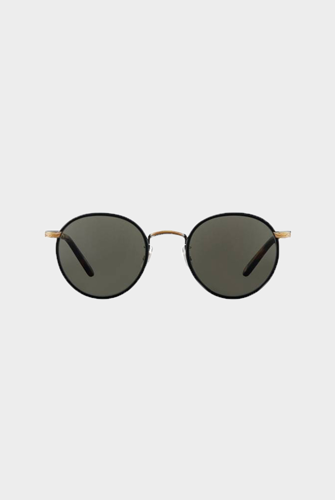 Wilson sunglasses Matte Black-Matte Spotted Tortoise/Pure Grey