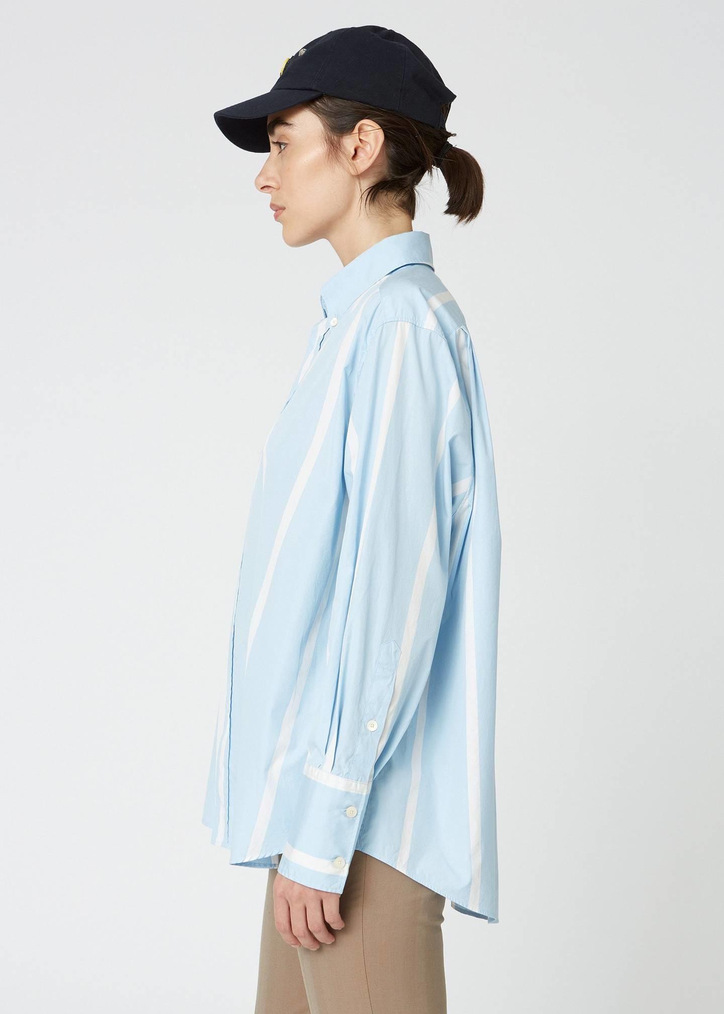 Trip BD Shirt Dusty Blue