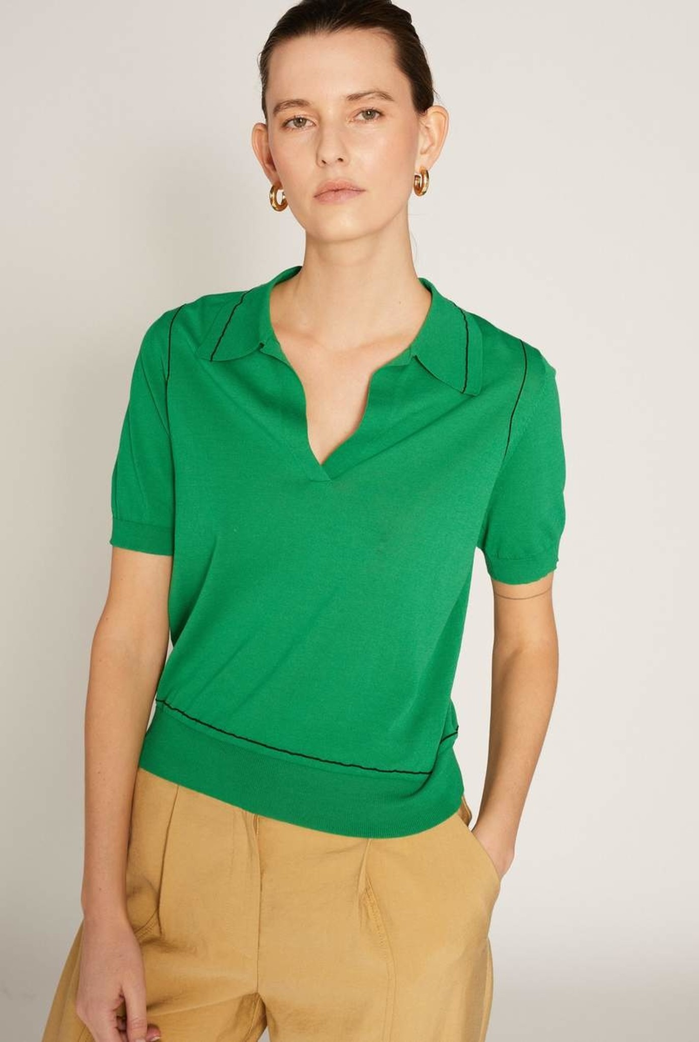 Brode Polo Green