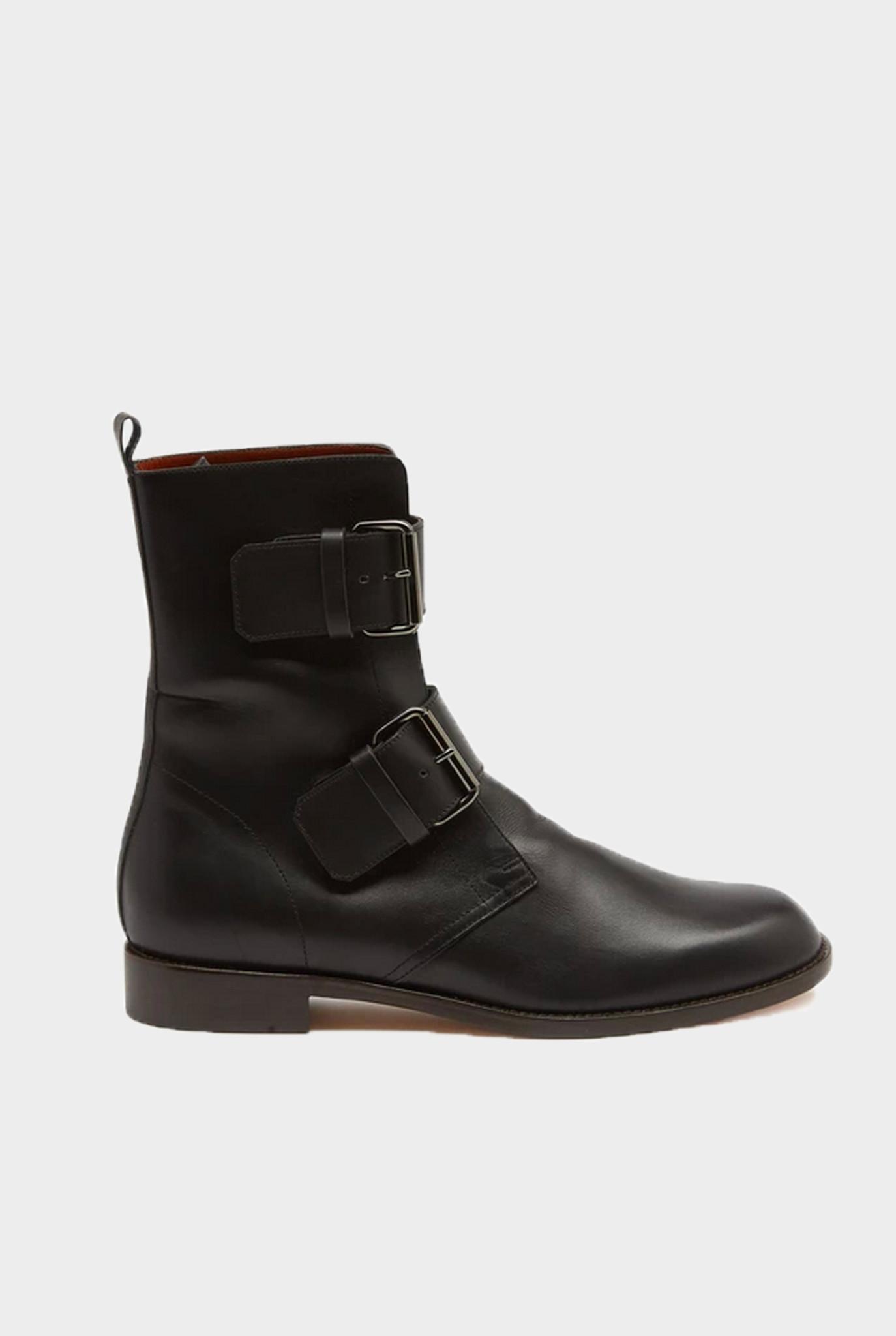 Emerance boots Black