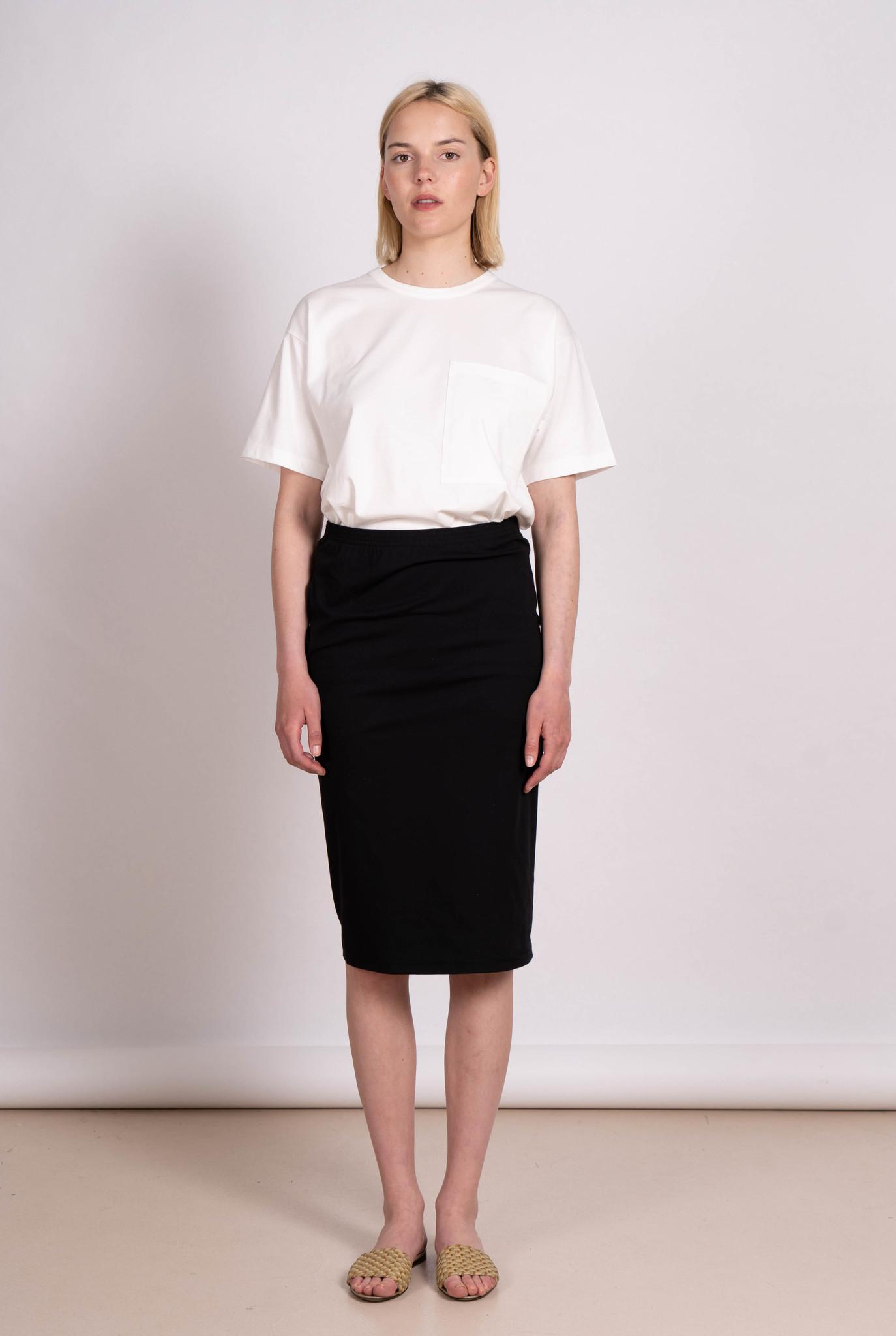 Linda Skirt Black Siamese