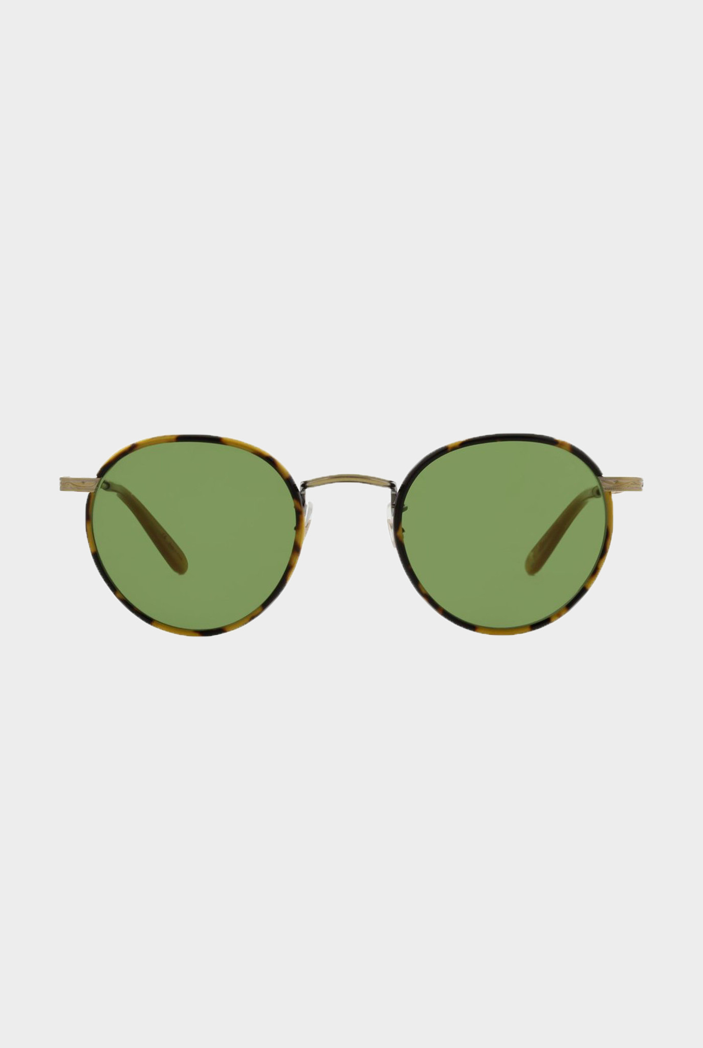 Wilson sunglasses Tokyo tortoise-amber honey/pure green
