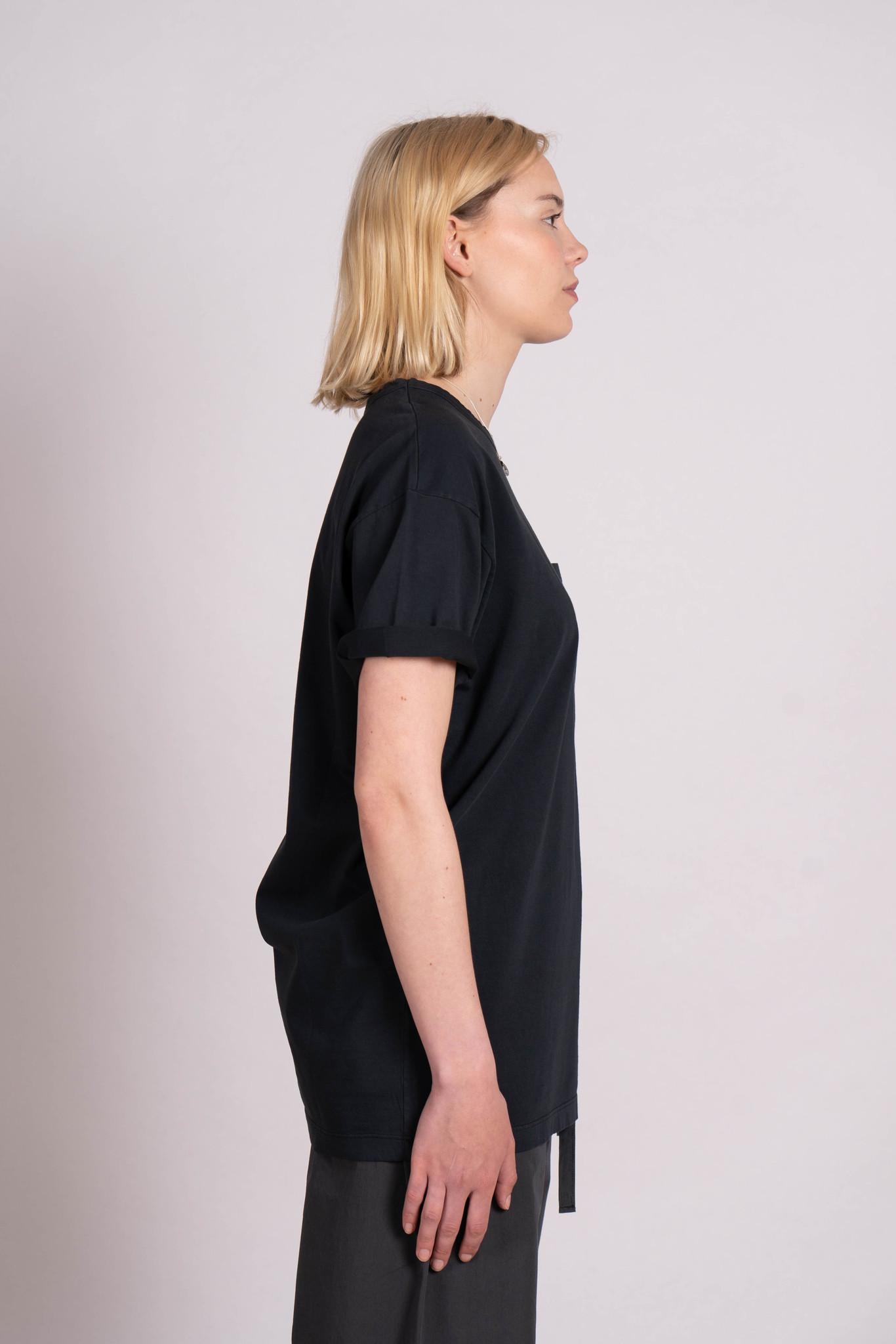 Unisex T-shirt S/S Pocket Caviar