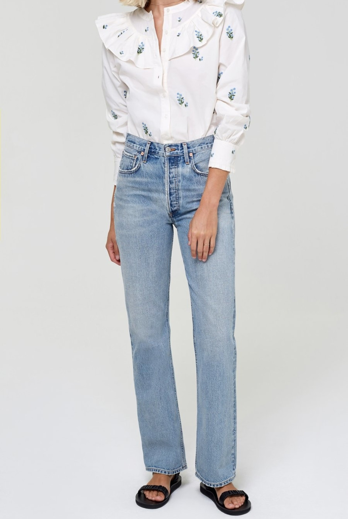 Libby Jeans High Road