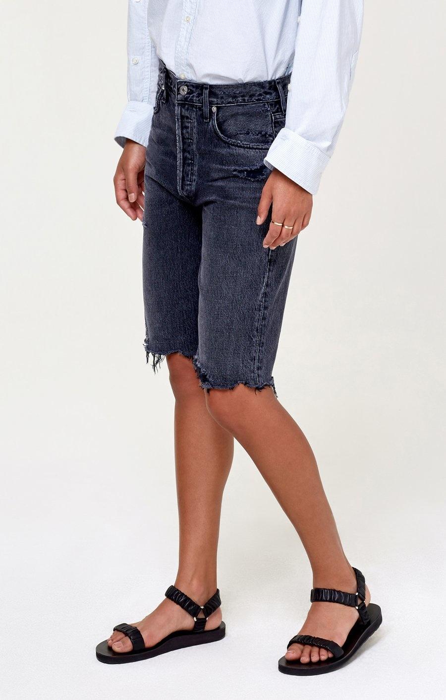 Ambrosio Short Jeans Isola